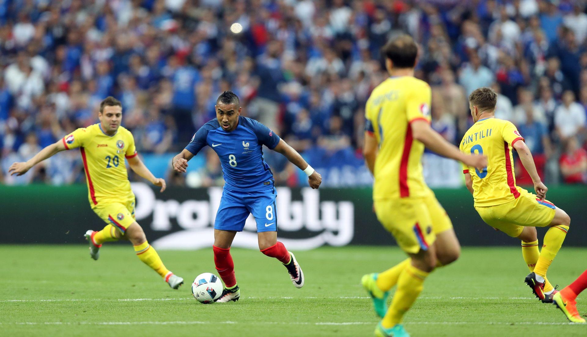 FOTO/VIDEO: FRANCUSKOJ TRI BODA! Dimitri Payet 'raspametio' Stade de France