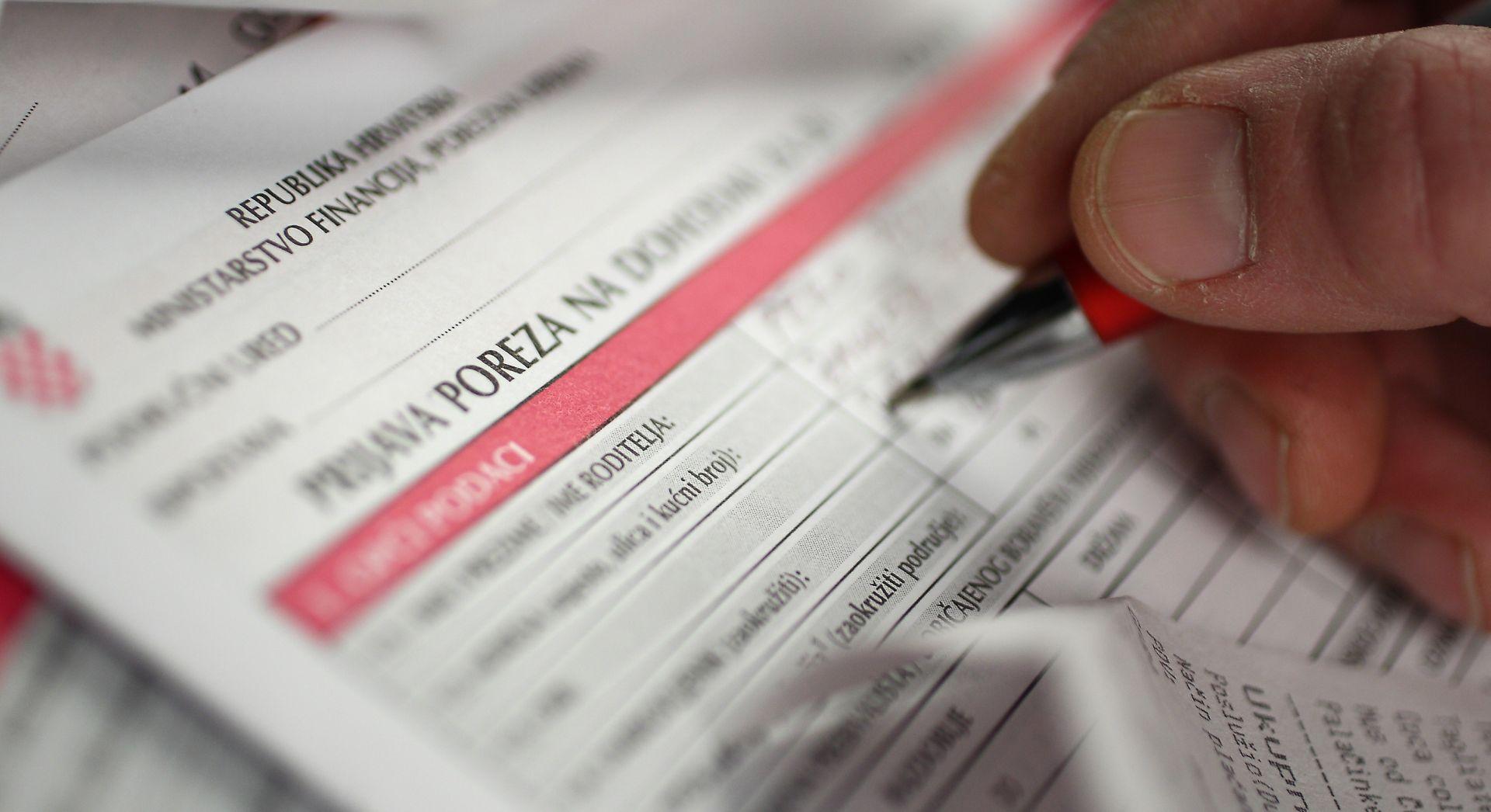 POREZNA UPRAVA Rješenja o povratu poreza do 15. srpnja, povrat u kolovozu