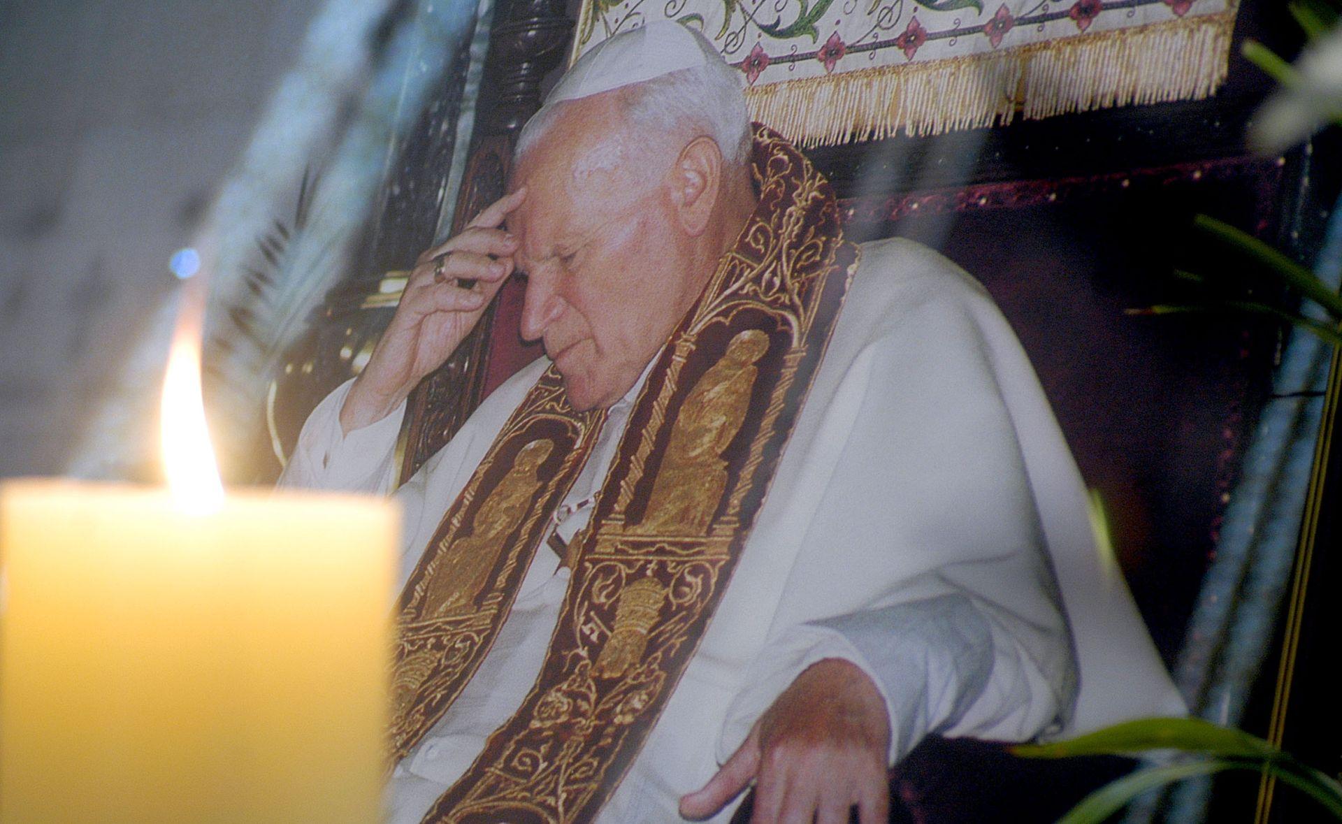Ukradena relikvija Ivana Pavla II. iz katedrale u Kölnu