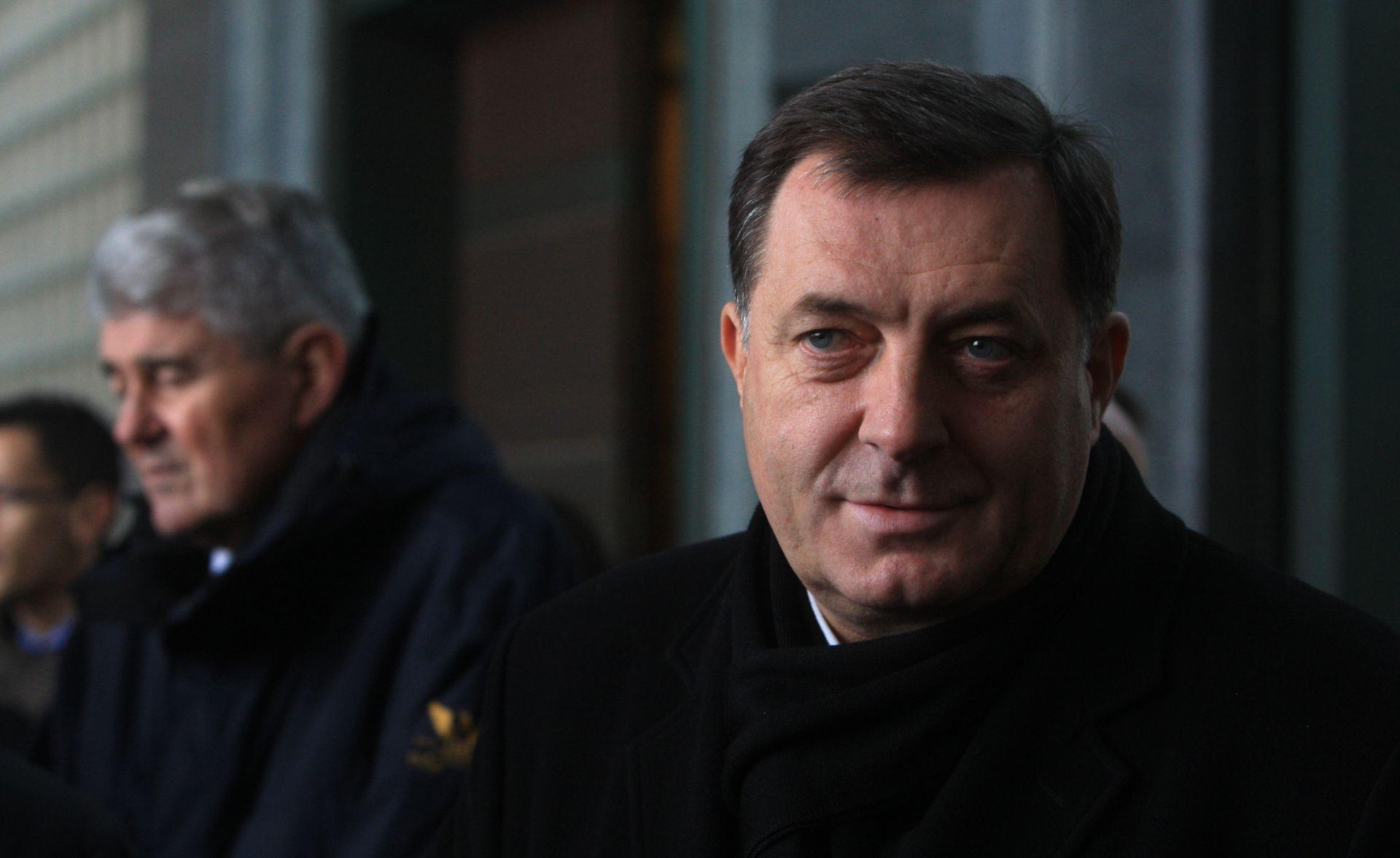 Dodik ne priznaje rezultate popisa stanovništva u BiH