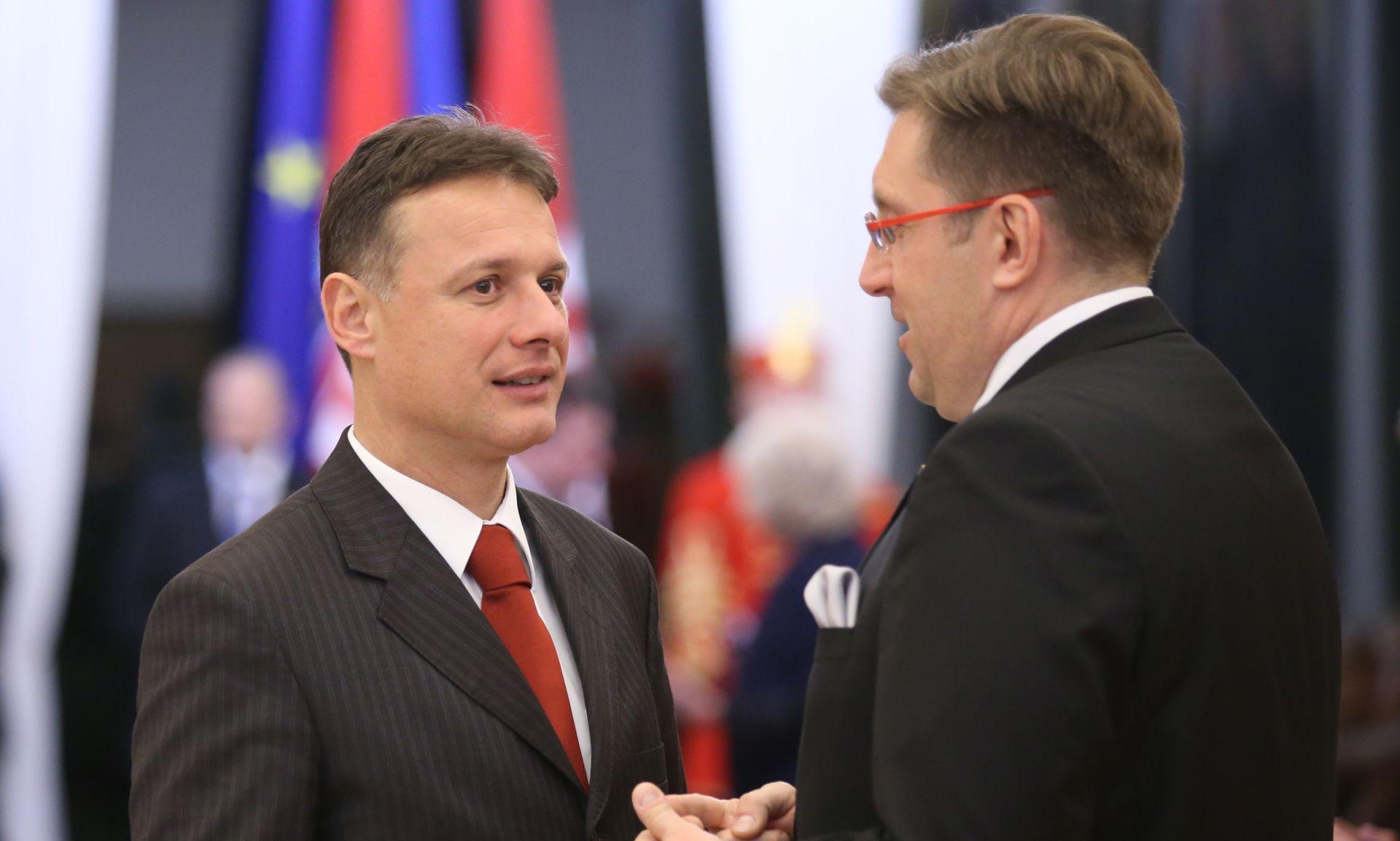 Jandroković: Politički kaos koji treba završiti što prije