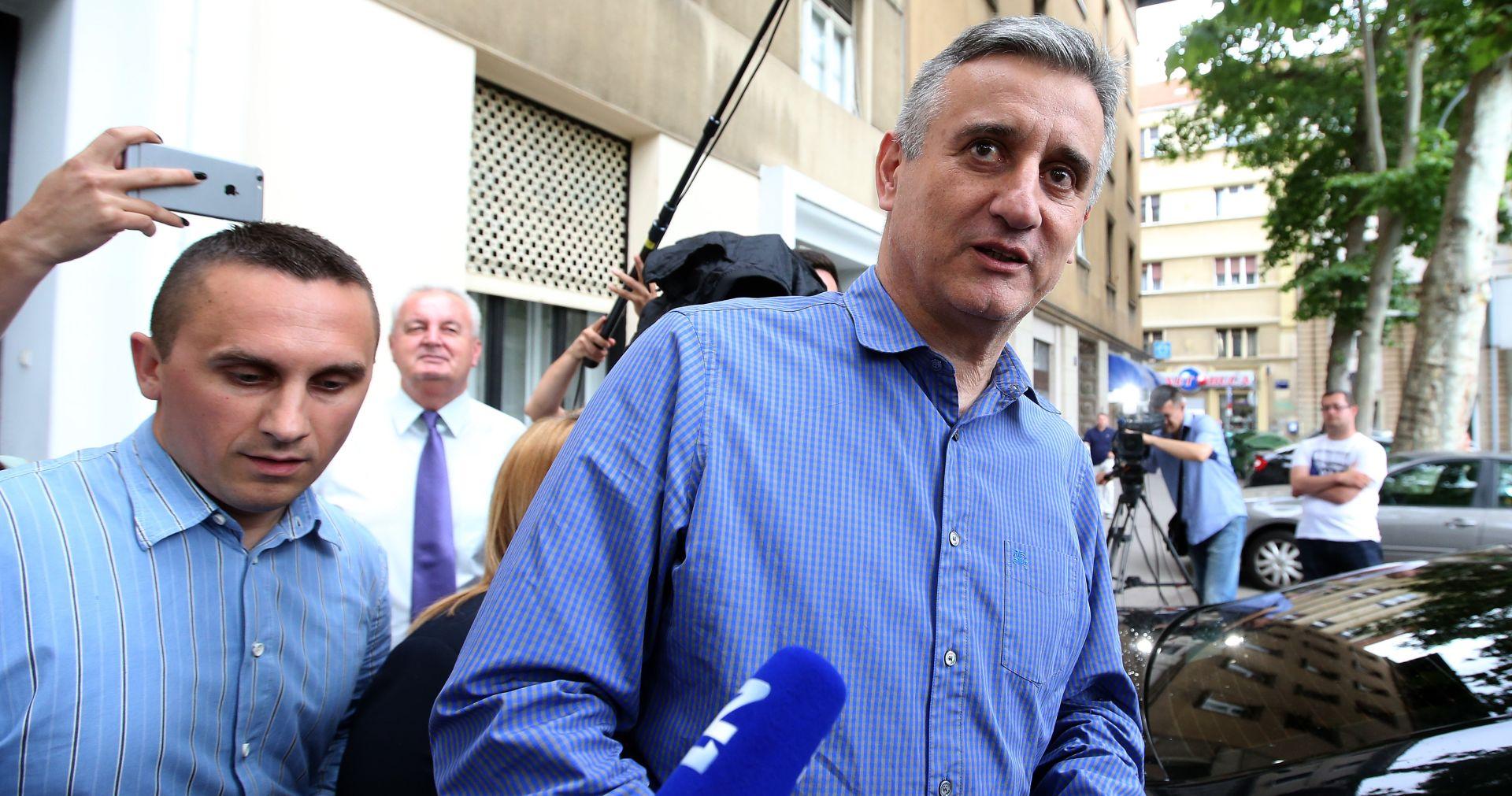 """KARAMARKO """"U slučaju nepovoljne odluke Povjerenstva, potražit ću drugi način da dobijem pravdu"""""""