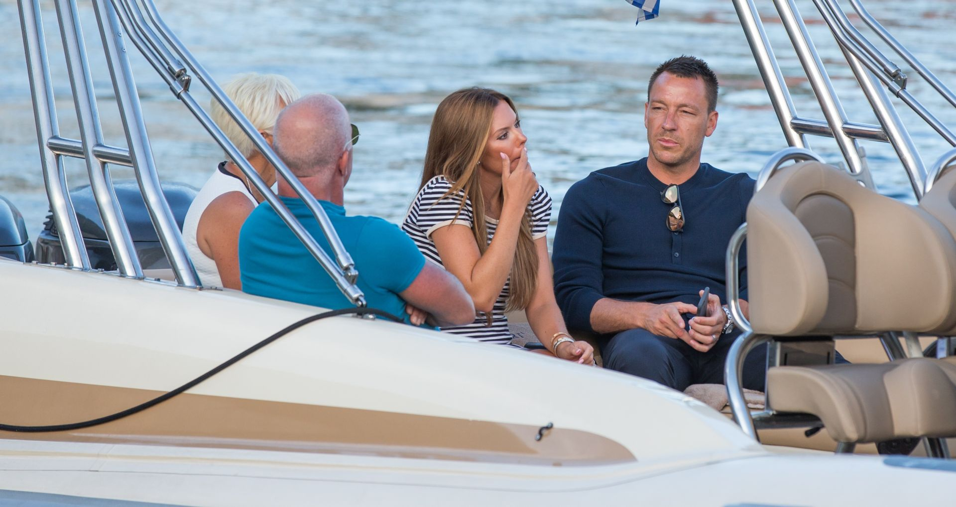 FOTO: Legenda Chelseaja John Terry umjesto na EURO stigao u Dubrovnik