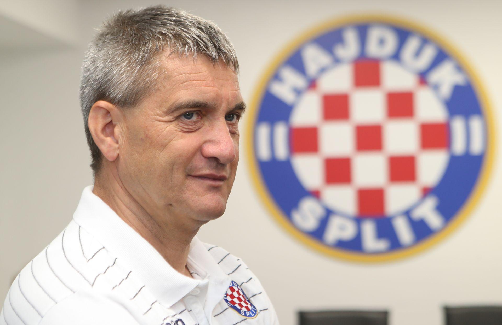 """VIDEO: PUŠNIK OTVORENO """"Hajduk nema viziju niti napisanu strategiju"""""""