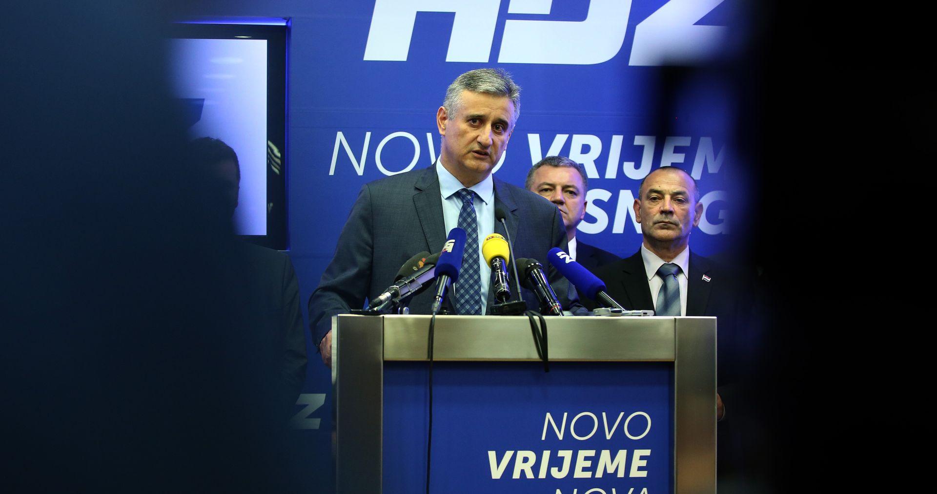Karamarko podnio ostavku na mjesto potpredsjednika Vlade, isto zatražio od Petrova i Oreškovića