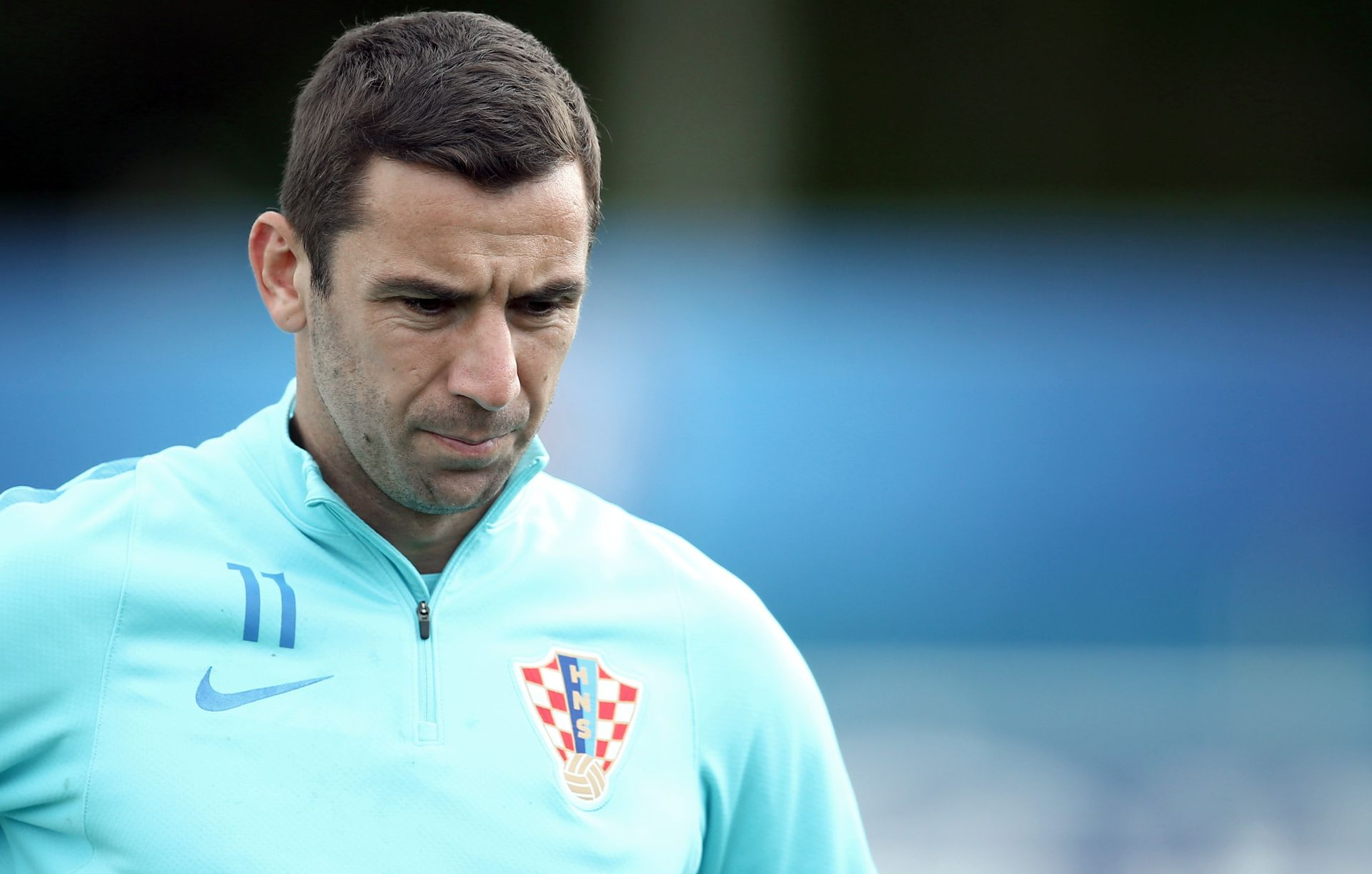 SUTRA U ST. ETIENNE Kapetan Srna odradio trening, još se ne zna hoće li nastupiti protiv Čeha