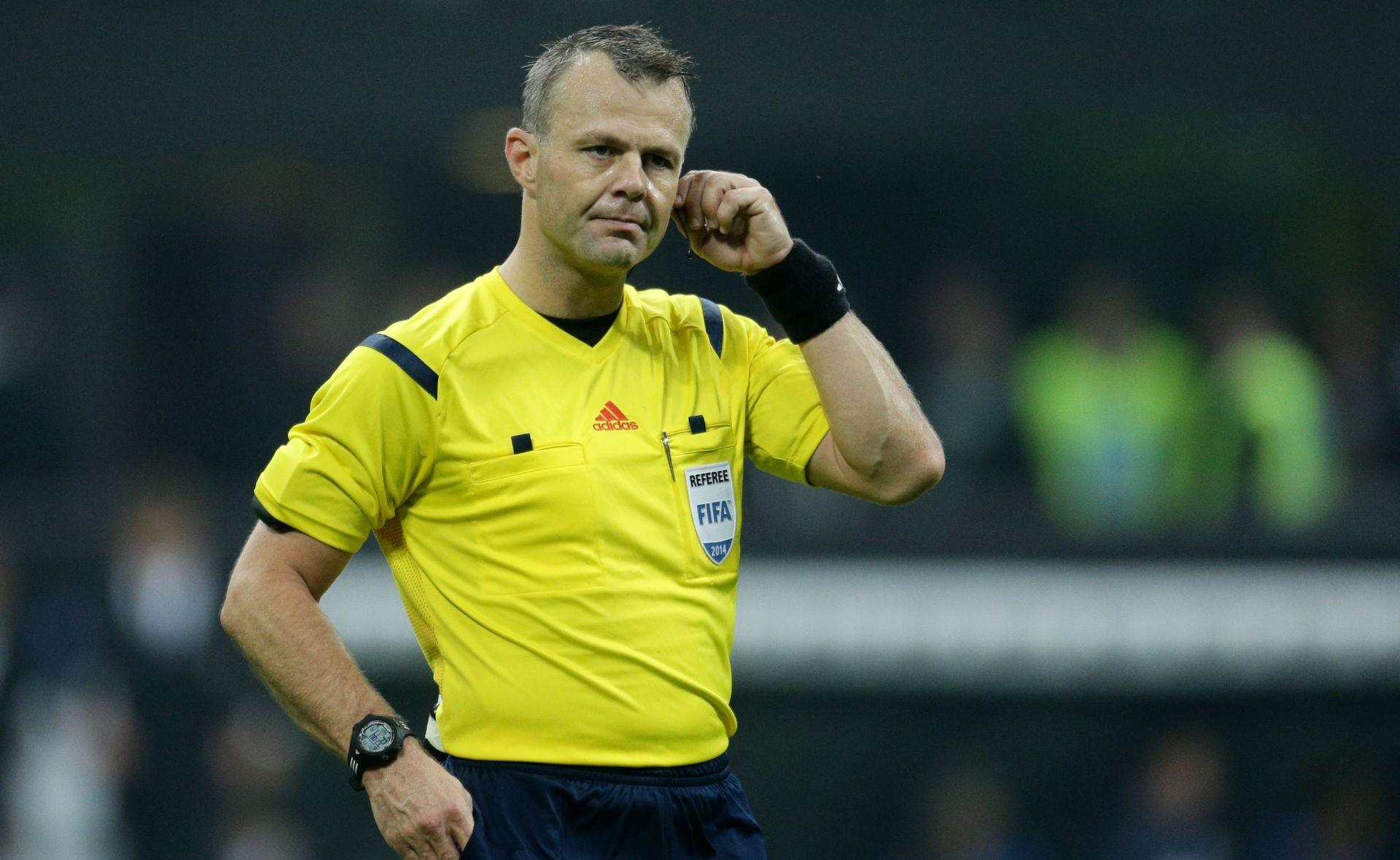 VEĆ  IMA ISKUSTAVA S HRVATSKIM HULIGANIMA Kuipers će dijeliti pravdu u utakmici odluke sa Španjolcima