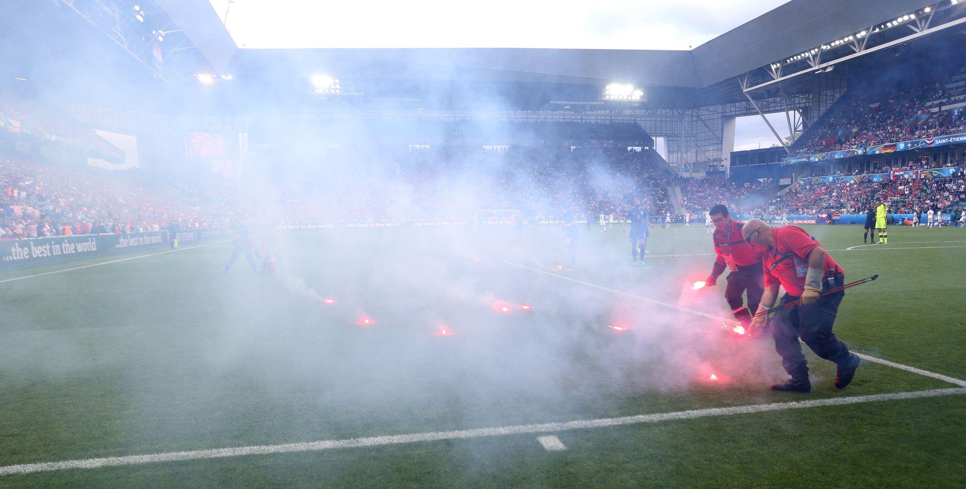 UEFA pokrenula disciplinski postupak zbog prekida u St Etienneu