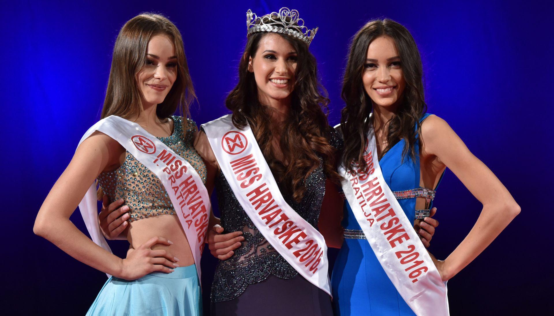 Angelica Zacchinga nova Miss Hrvatske