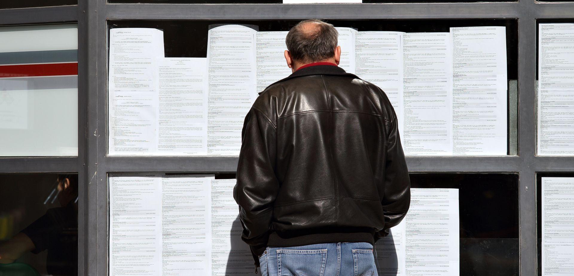 HZZ: Krajem svibnja 232.327 nezaposlenih