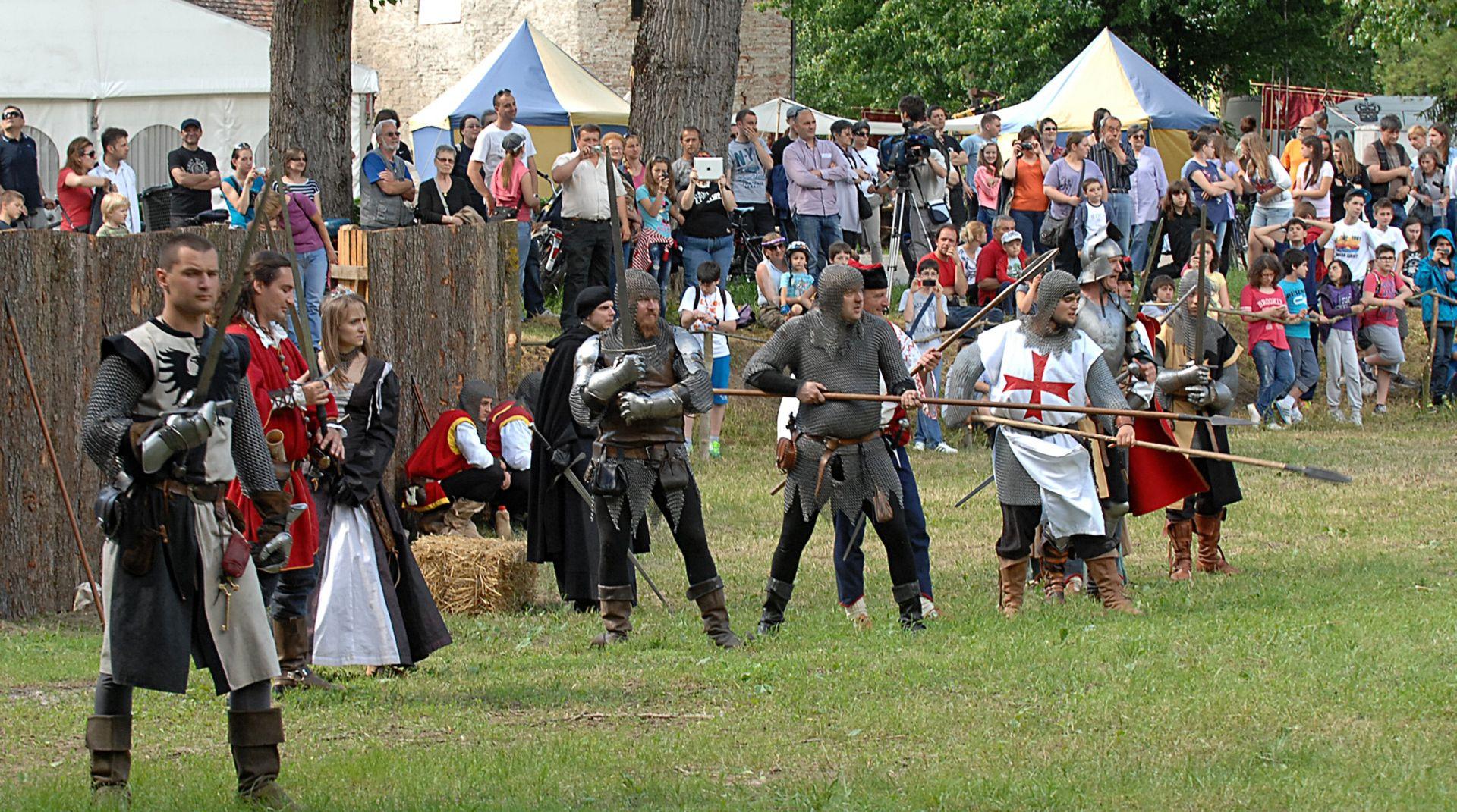 """Dvodnevni """"Bojevi za Sisak"""" s uprizorenjem povijesne bitke od 1593. godine"""