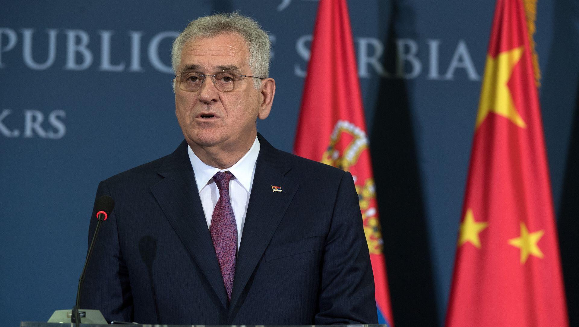 """Nikolić smatra """"neprihvatljivim"""" da Hrvatska blokira Srbiju"""