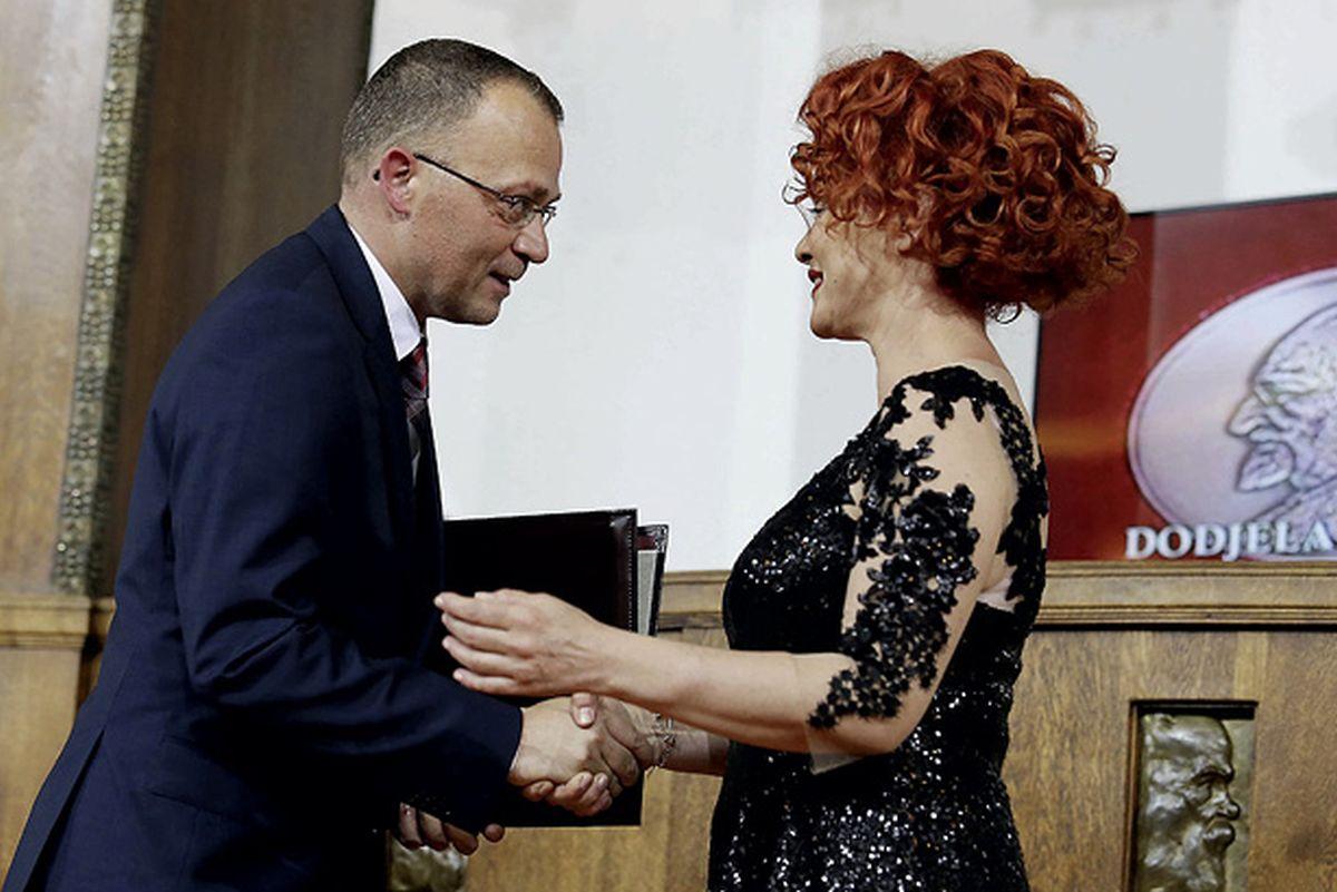 Dodijeljene nagrade 'Vladimir Nazor'