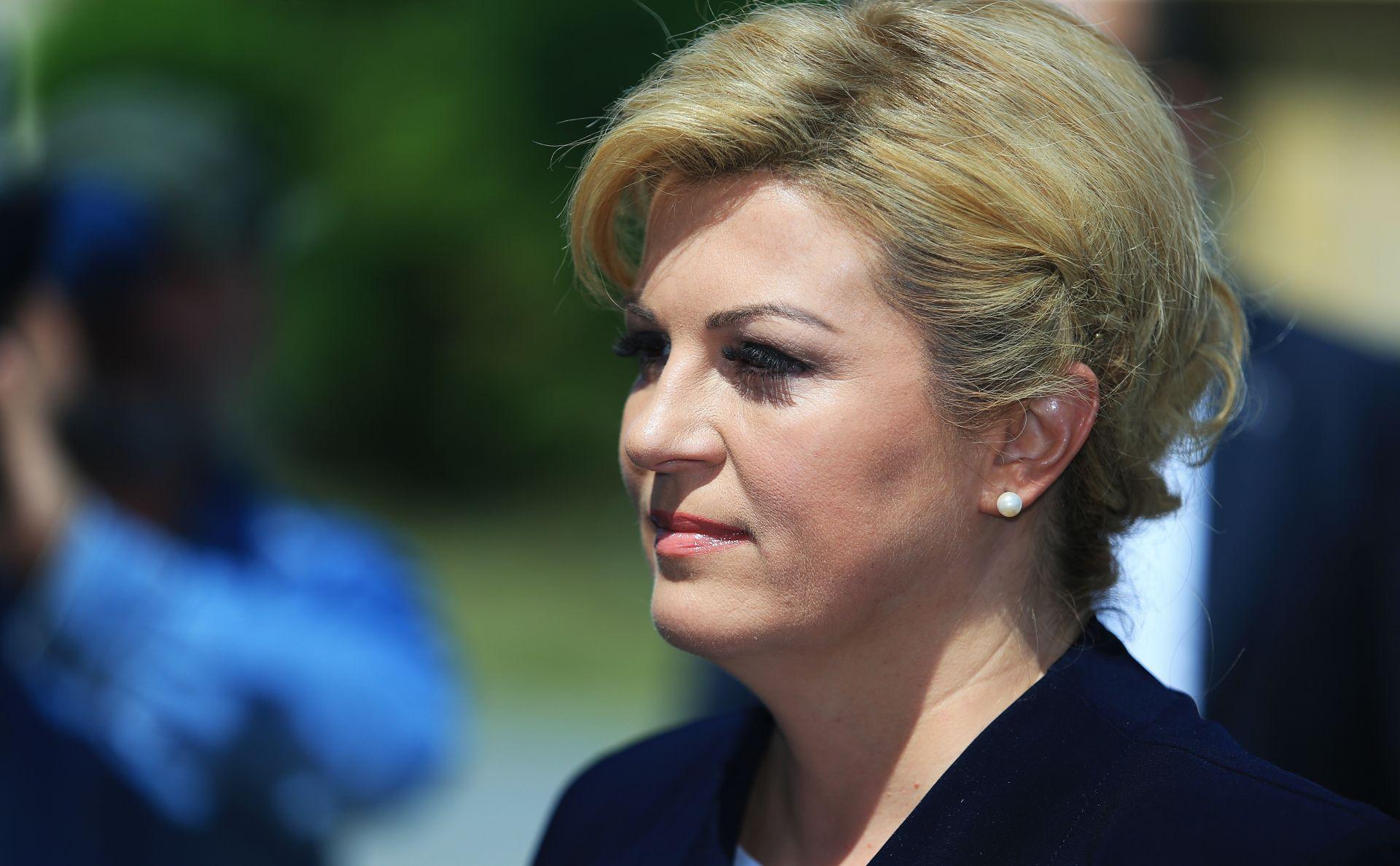 Grabar-Kitarović ističe da europski projekt ne staje nakon Brexita