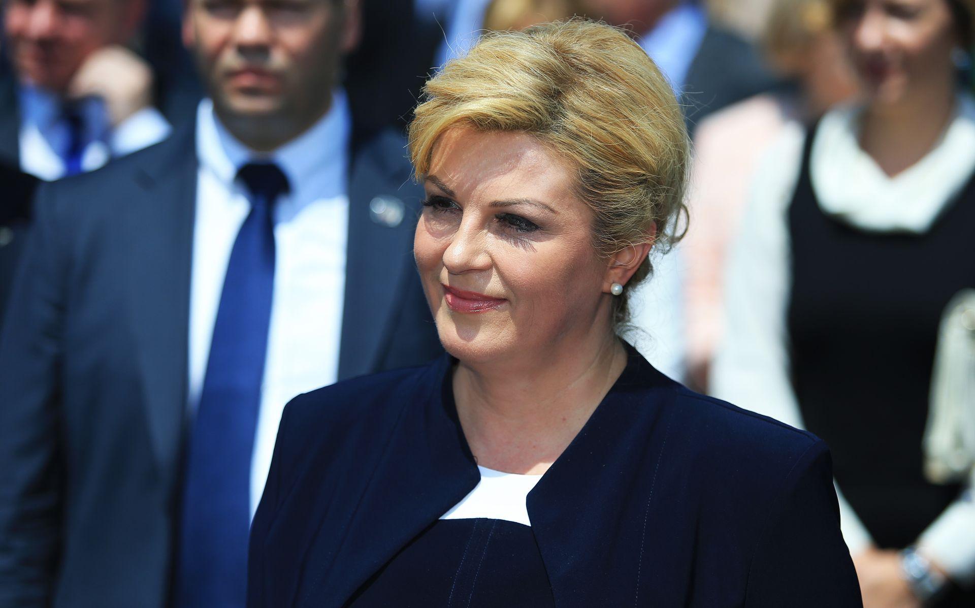 Čestitka predsjednice Grabar-Kitarović u povodu Dana antifašizma