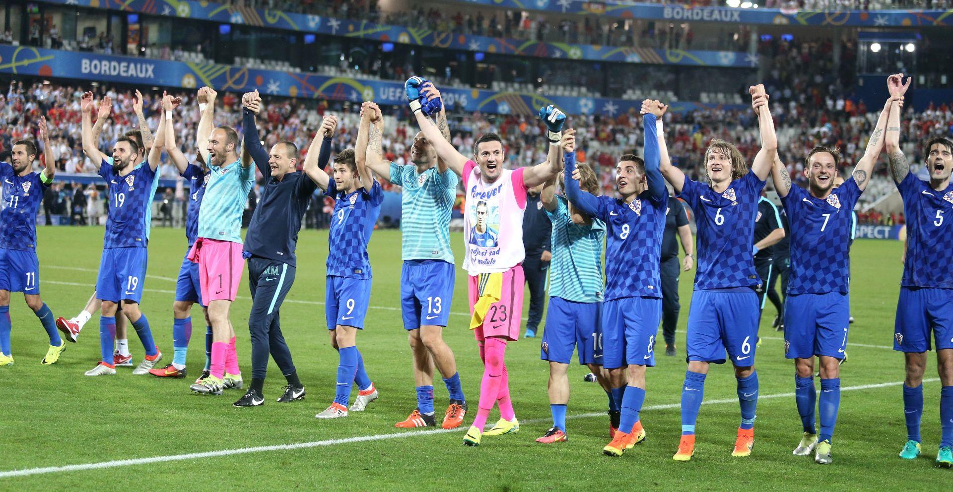 IZBJEGLI VELIKE FAVORITE Hrvatska sutra saznaje protivnika u osmini finala