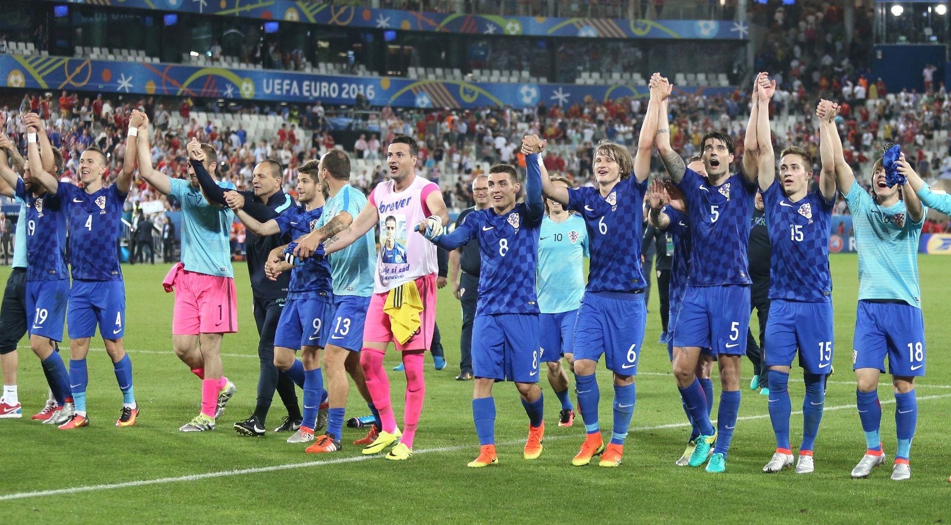 ČUDESNA VEČER U BORDEAUXU! Vatreni 'srušili' europske prvake, Hrvatska u osminu finala s prvog mjesta!