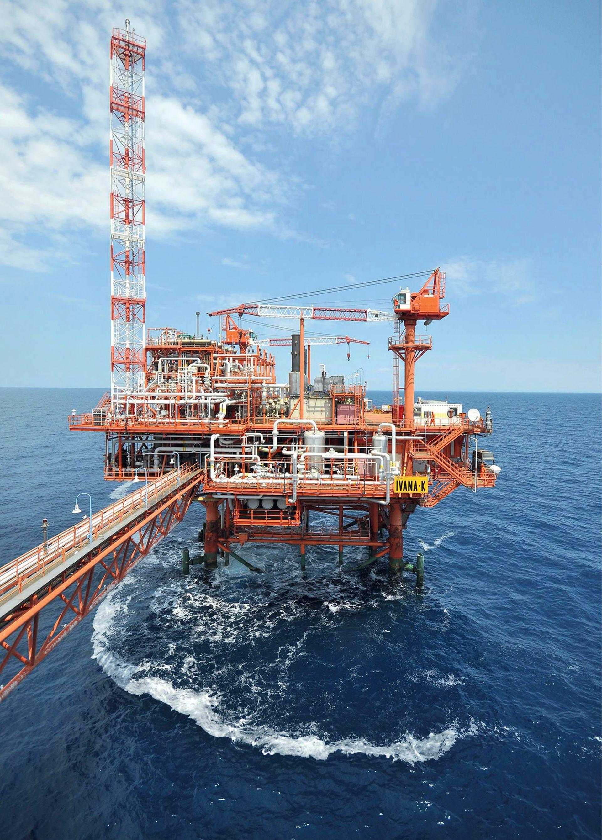 Vlada se oglušila na plan Ine za LNG terminal u sjevernom Jadranu