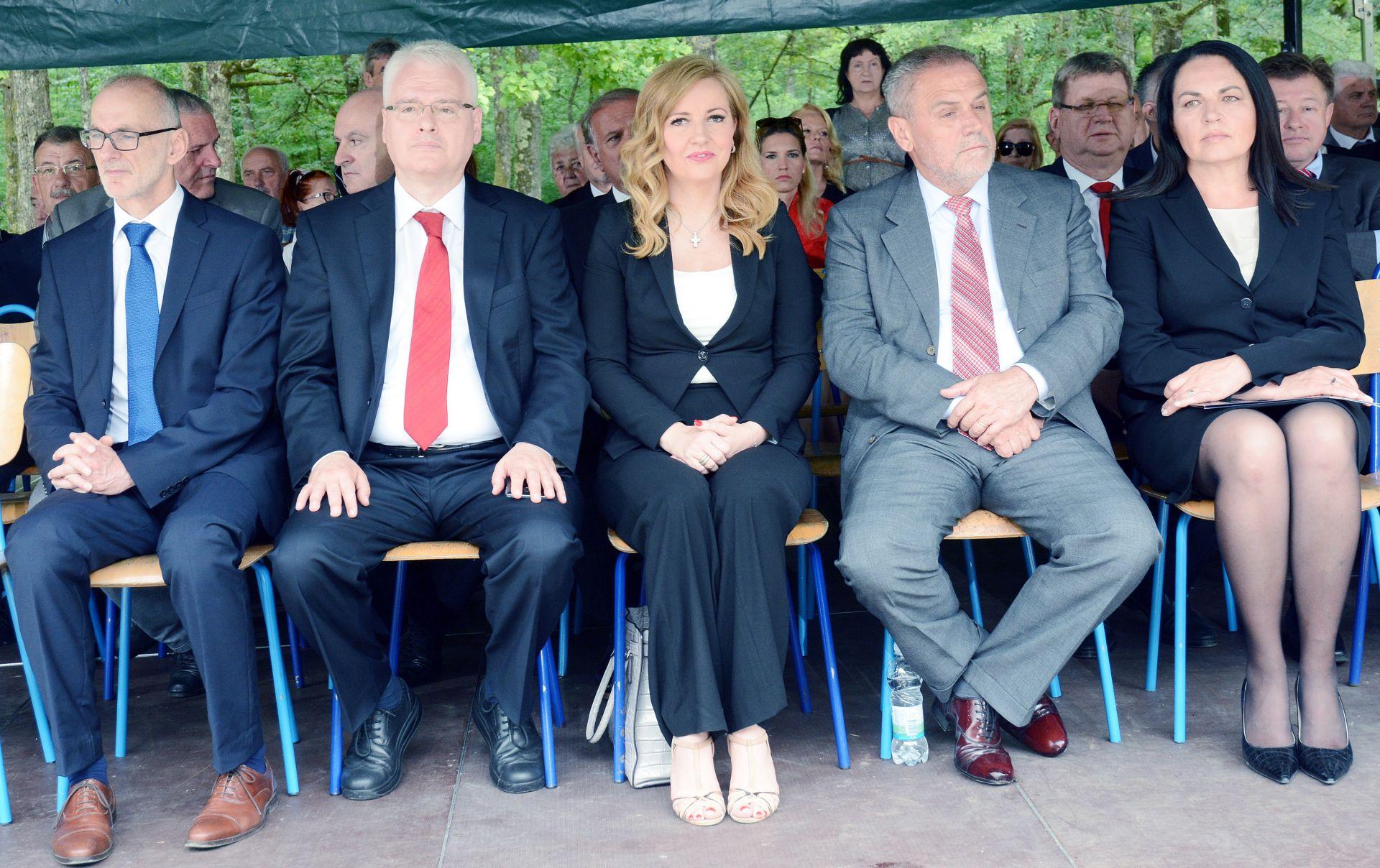 Josipović komentirao izostanak državnog vrha u Brezovici i dolazak njihovih izaslanika