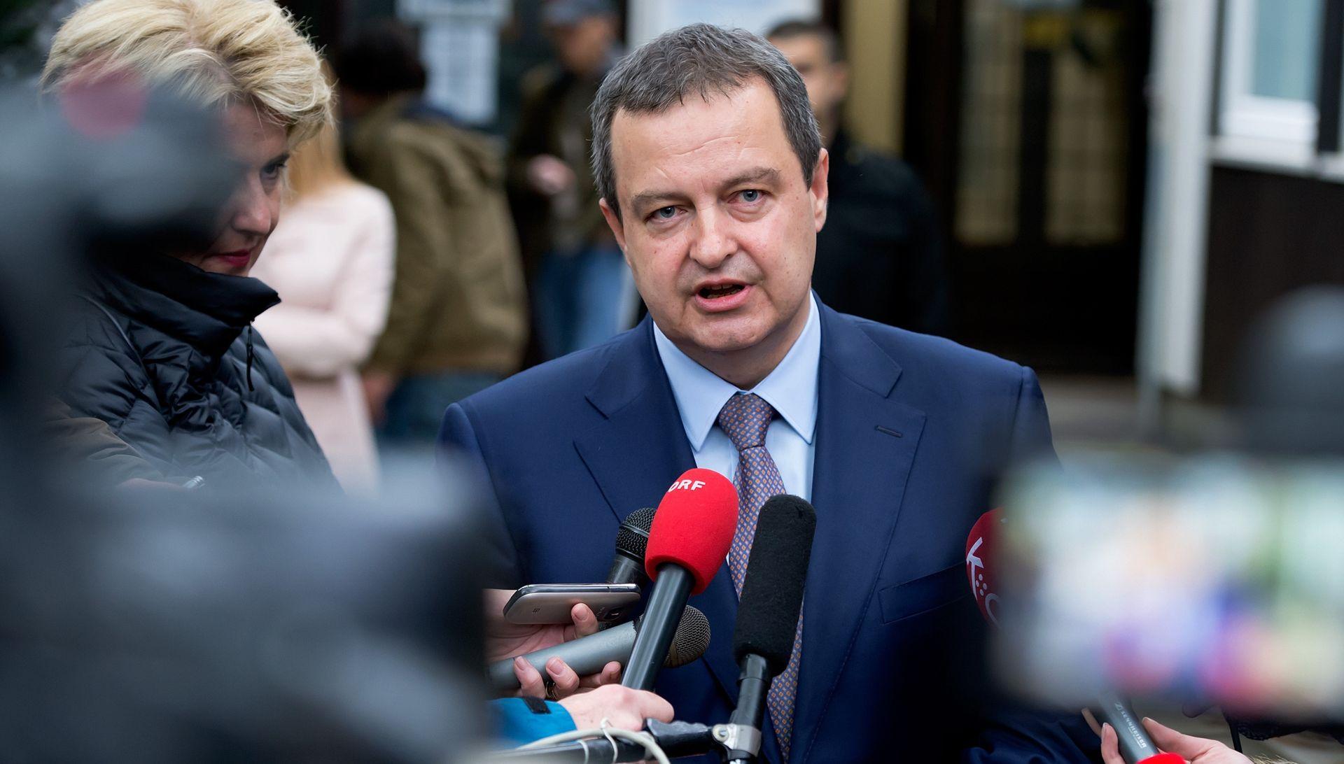 IVICA DAČIĆ 'Odluka EU da ne otvori pregovaračka poglavlja sa Srbijom sramna'