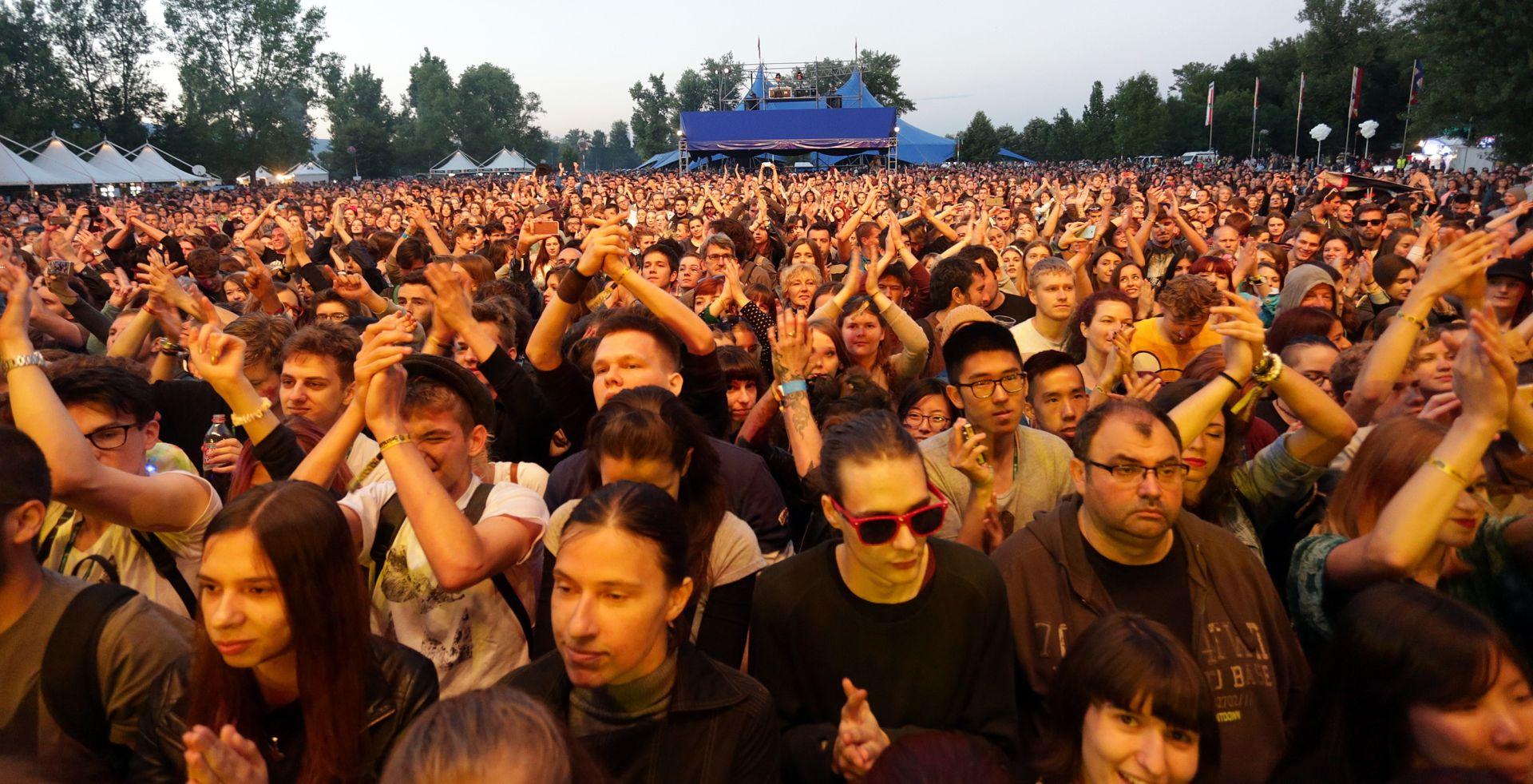 INmusic festival očekuje 80.000 posjetitelja na trodnevnom glazbenom slavlju