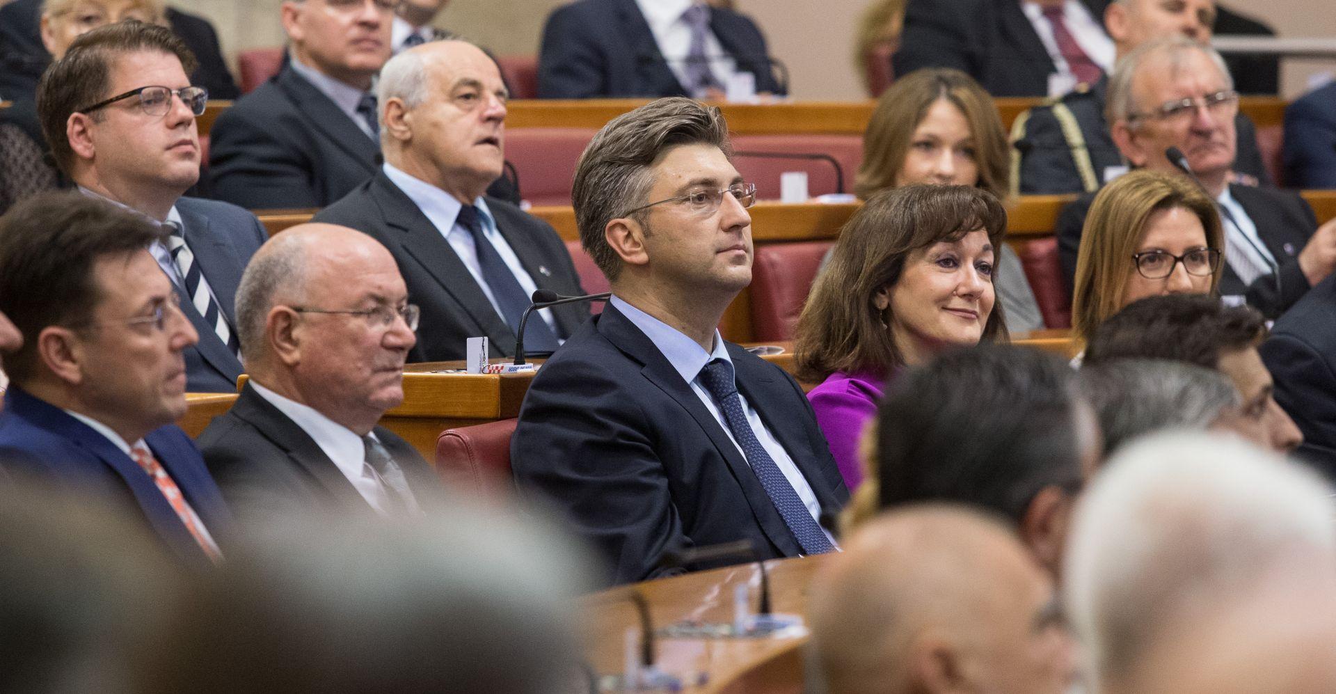 Plenković kaže da je dobro da se HDZ na vrijeme pripremi za parlamentarne izbore