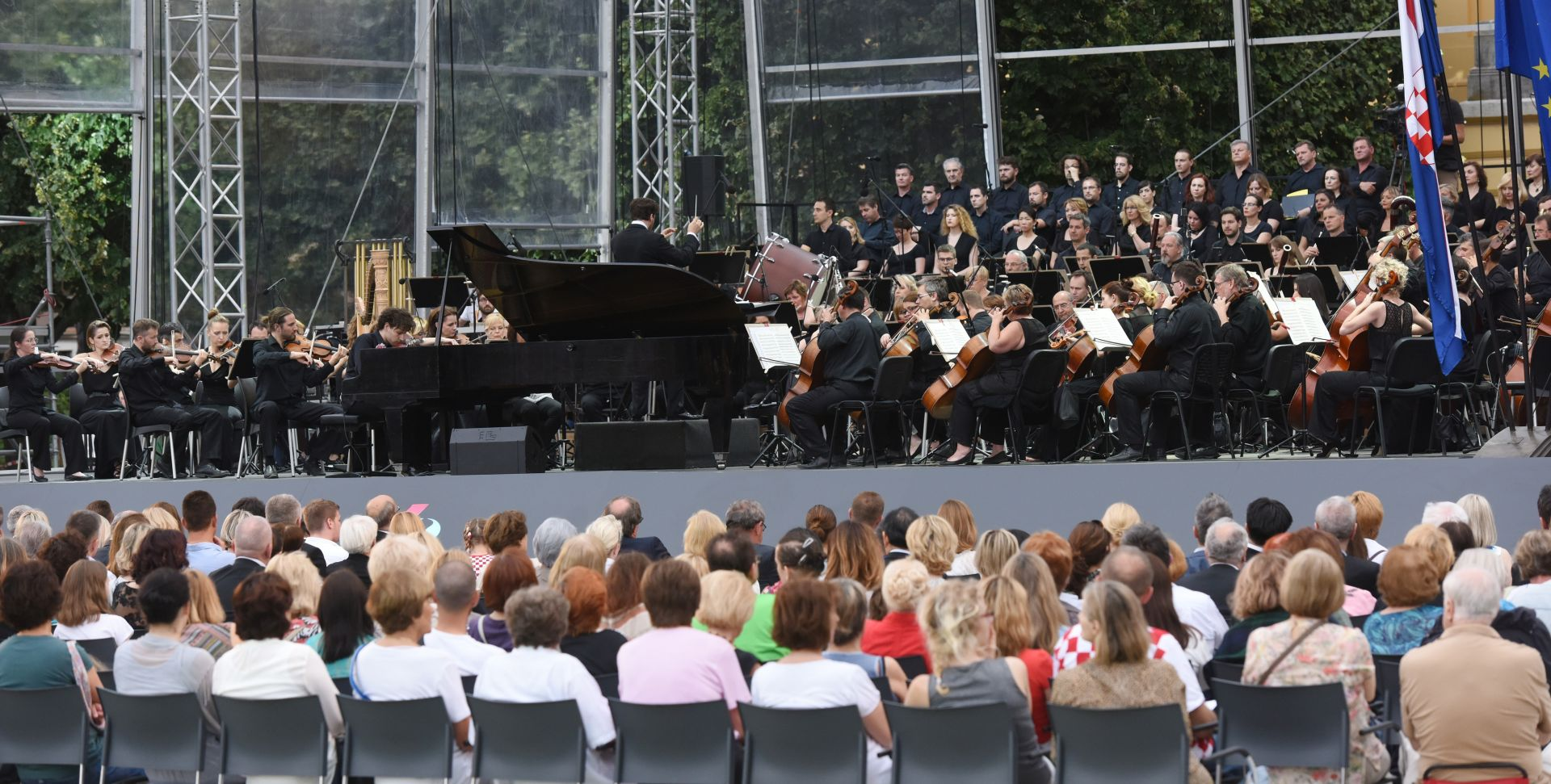Svečani koncert u povodu Dana državnosti Republike Hrvatske