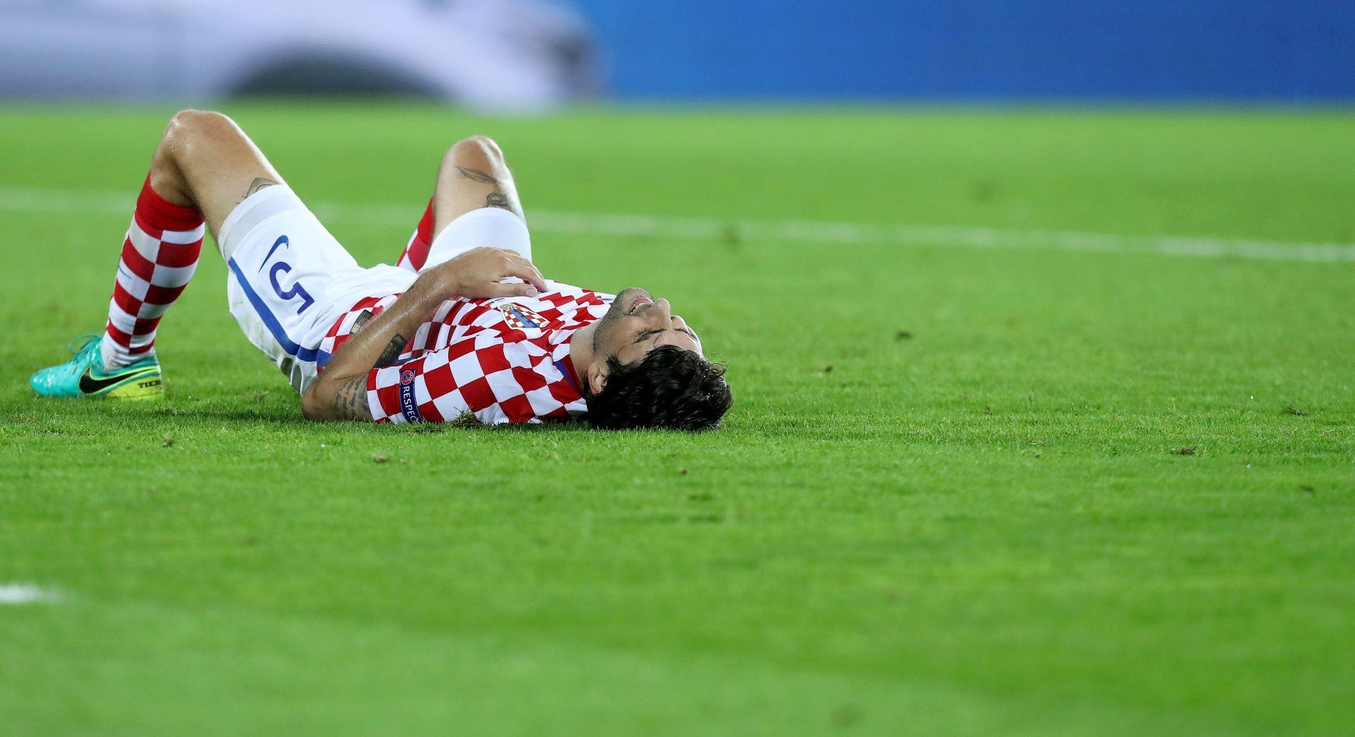 SUZE U LENSU Hrvatska ide kući nakon gola Quaresme u 117. minuti