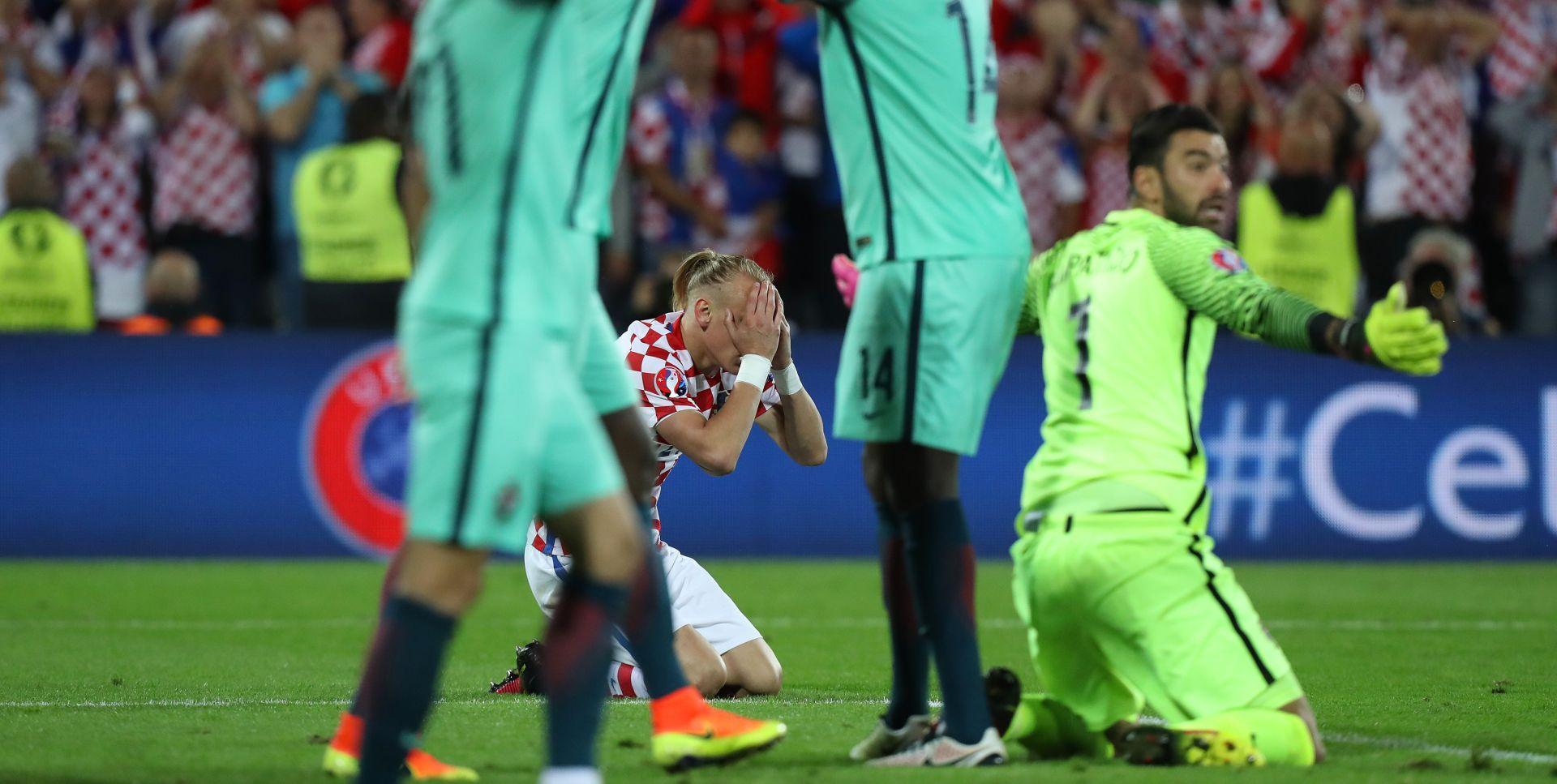 Utakmicu između Hrvatske i Portugala putem HRT-a pratilo 1,3 milijuna ljudi