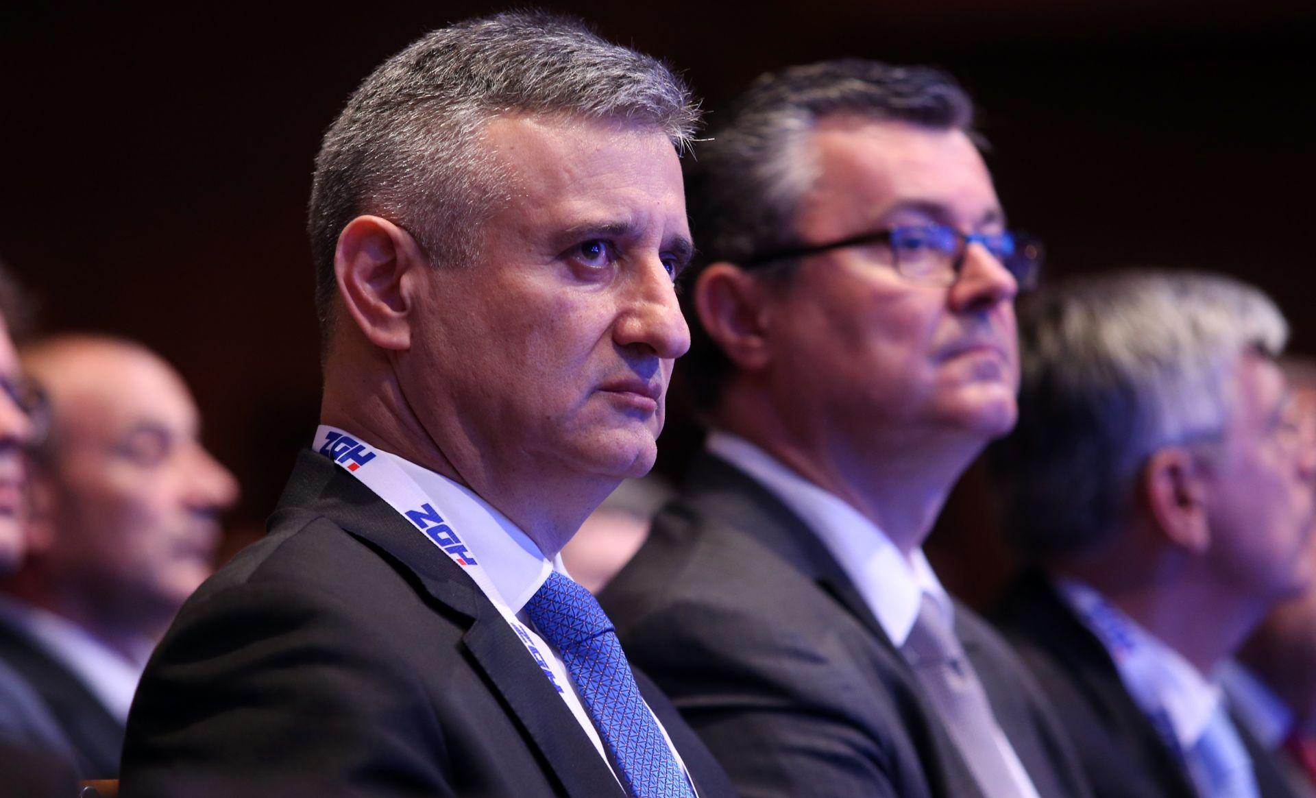 OD 17:30 Tomislav Karamarko najavio konferenciju za novinare