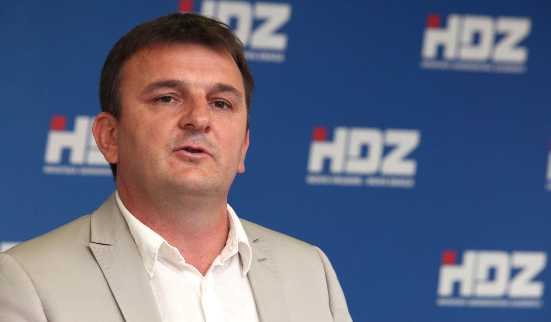 Splitski HDZ podržava Andreja Plenkovića