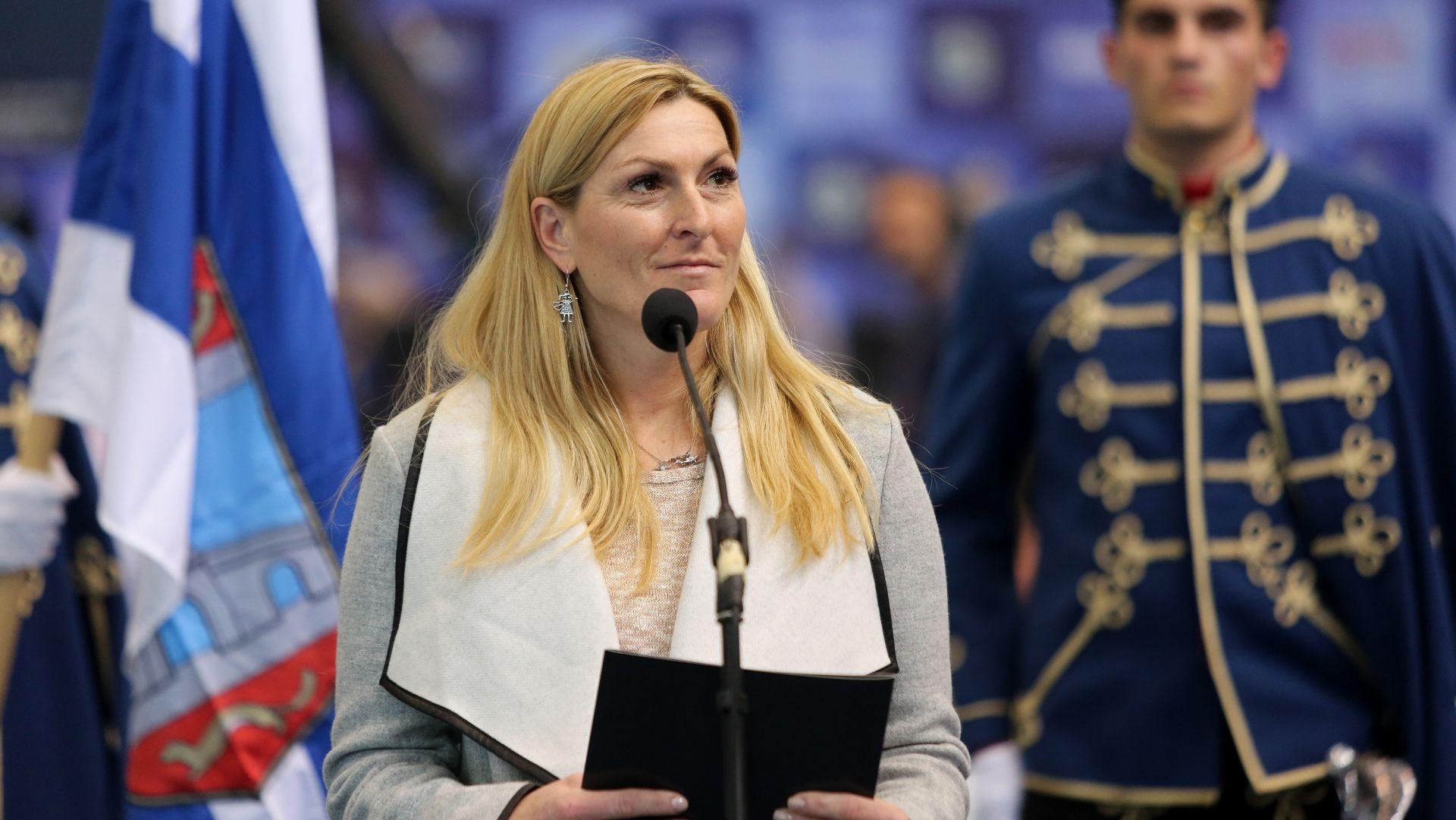"""I JANICA KOMENTIRALA NEREDE """"Pozivam cijelu hrvatsku javnost da stane u zaštitu sporta, sportaša i publike"""""""