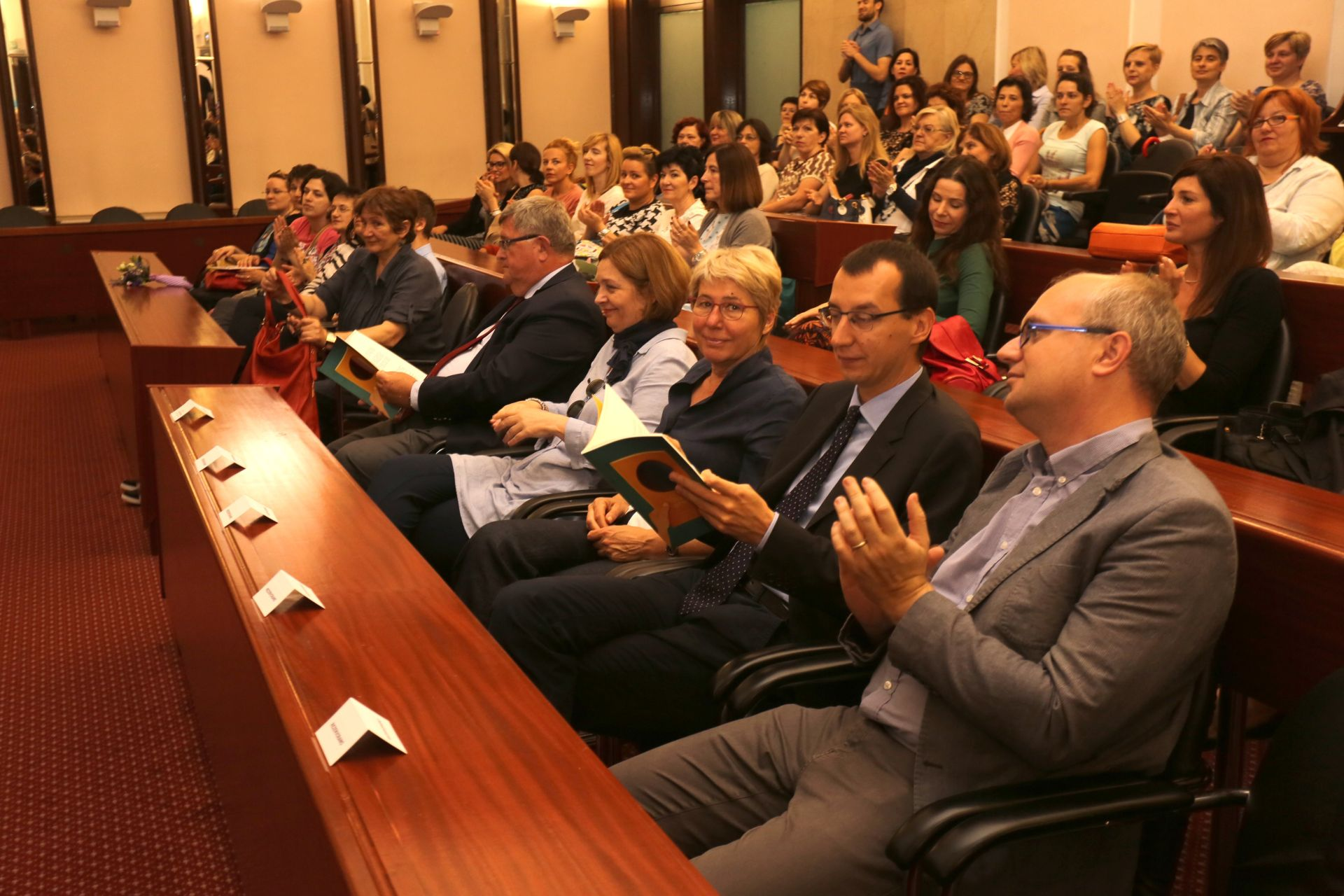 PRVI U HRVATSKOJ: U Rijeci predstavljen priručnik za Građanski odgoj i obrazovanje u školama