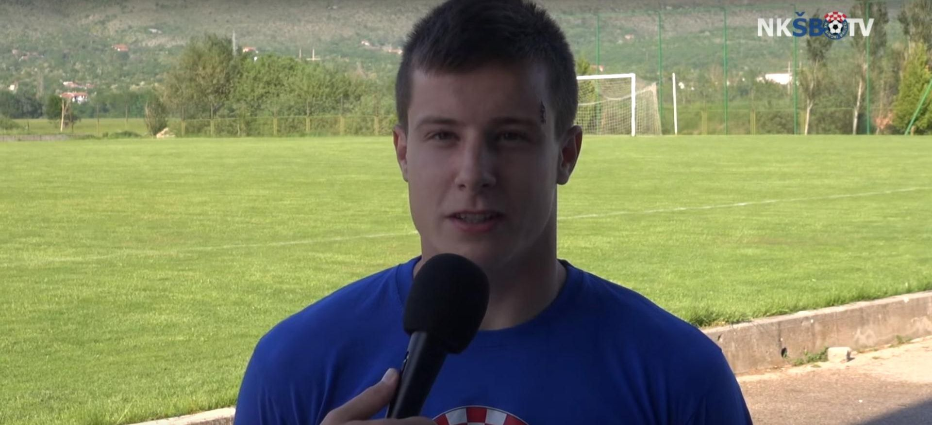VIDEO: BiH reprezentativac Zvonimir Kožulj novi igrač Hajduka