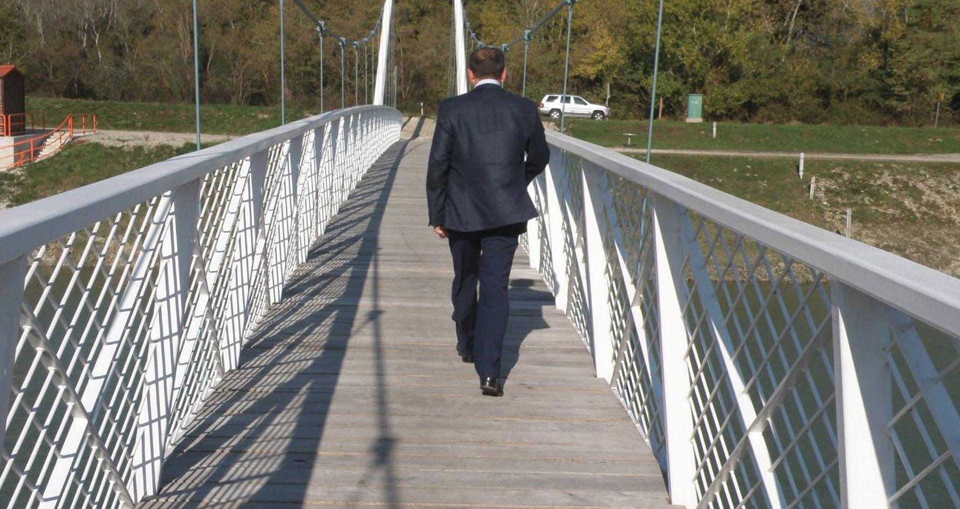 Ivan Lovrinović preko Facebooka najavio odlazak iz Mosta?