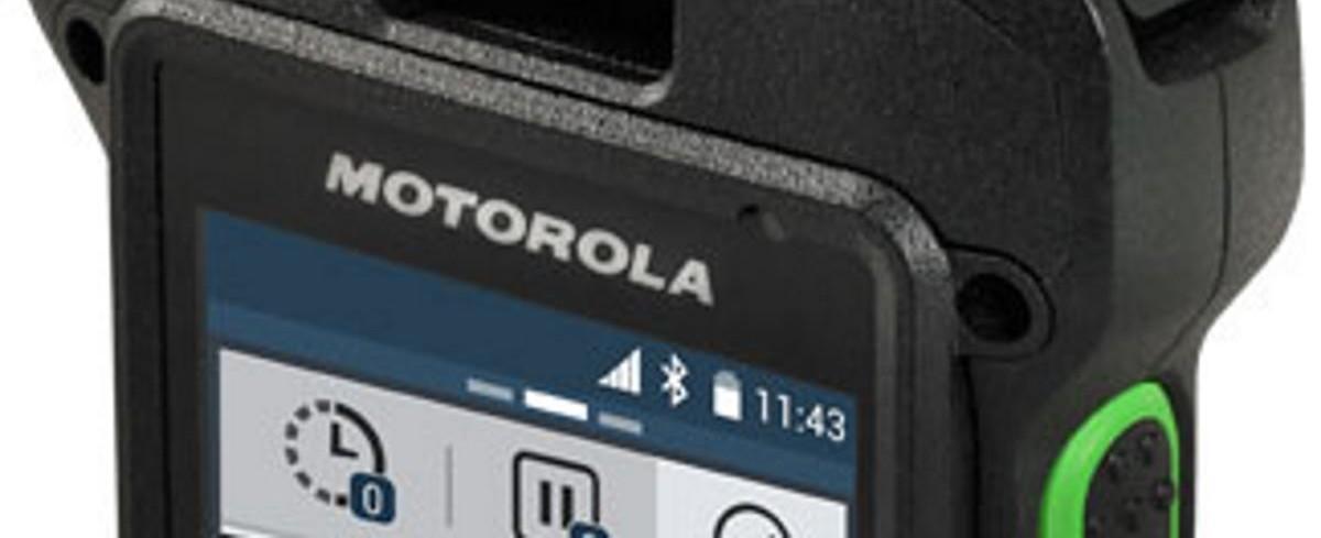 VIDEO: NOVI STANDARD SIGURNOSTI Motorola Solutions prilagodila nosive kamere Si500 VSM