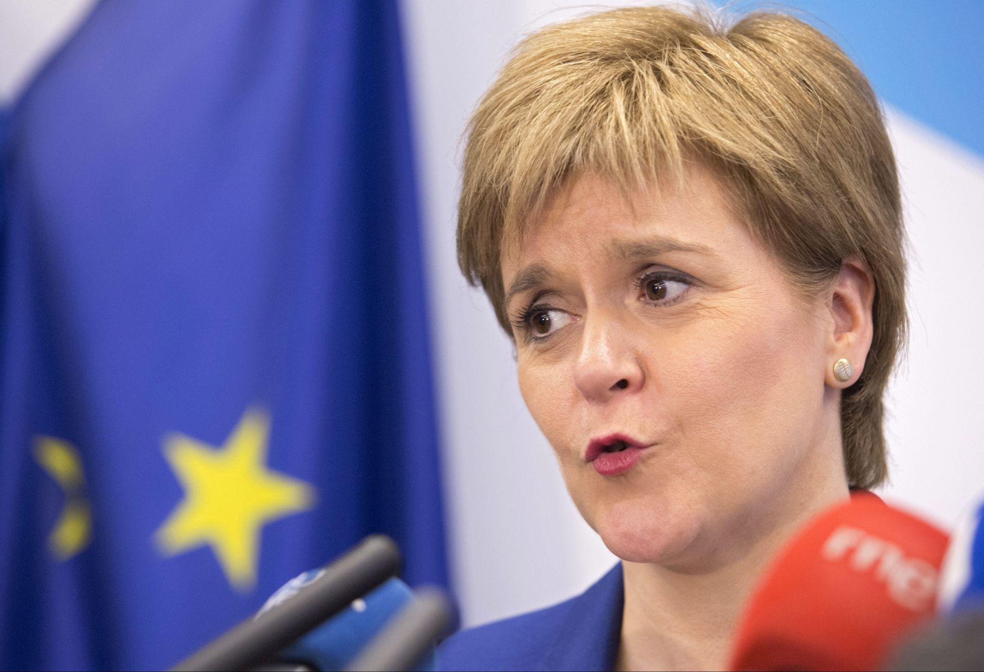 Sturgeon: Novi referendum o neovisnosti Škotske izgledan prije 2020.