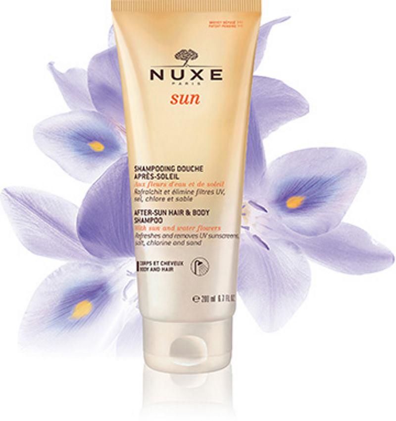 NUXE Sun Shampooing Douche Après-soleil