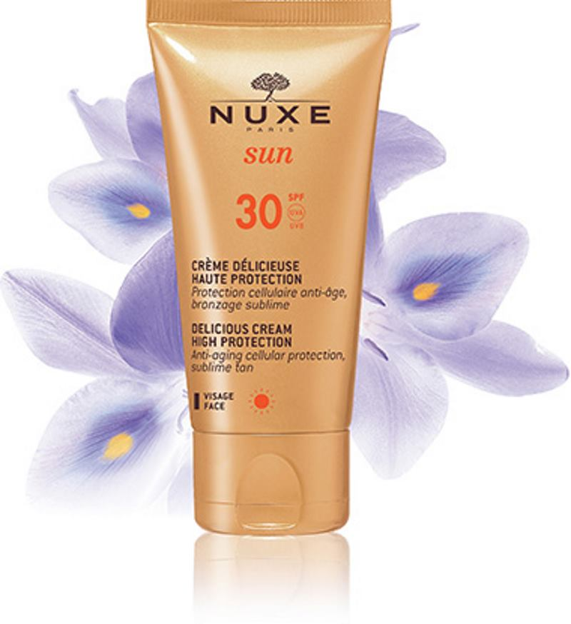 NUXE Sun Crème Délicieuse Visage SPF 30