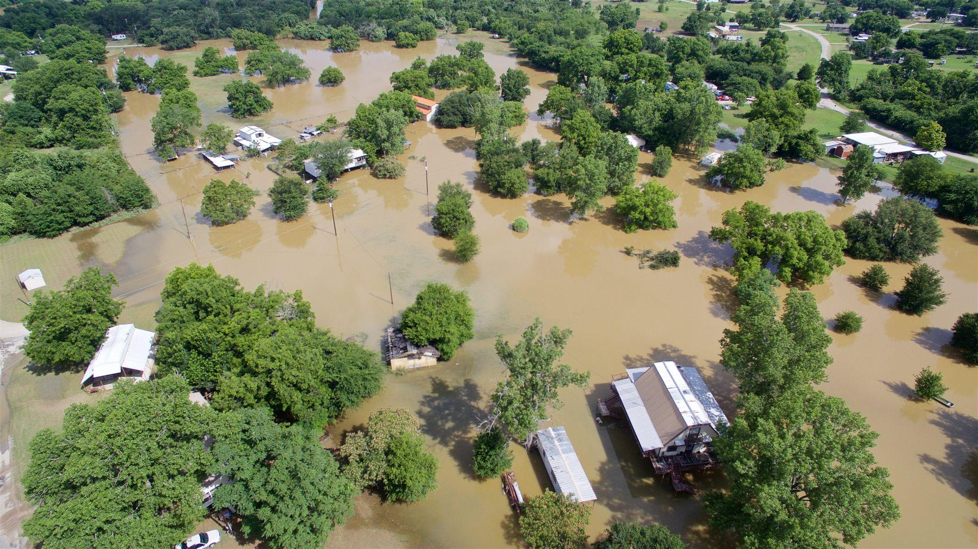 JAKE KIŠE: Nakon Teksasa, poplave prijete Louisiani i Mississippiju