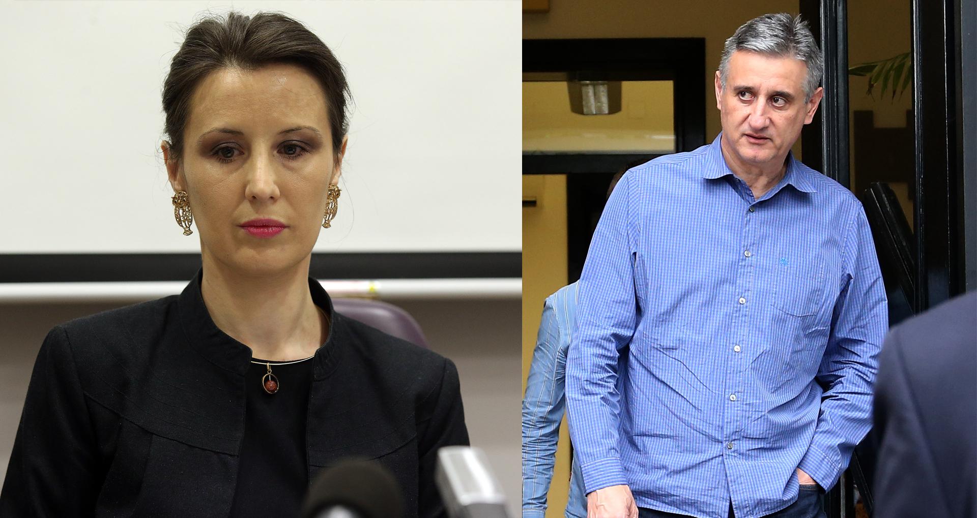 U srijedu odluka Povjerenstva je li Karamarko u sukobu interesa