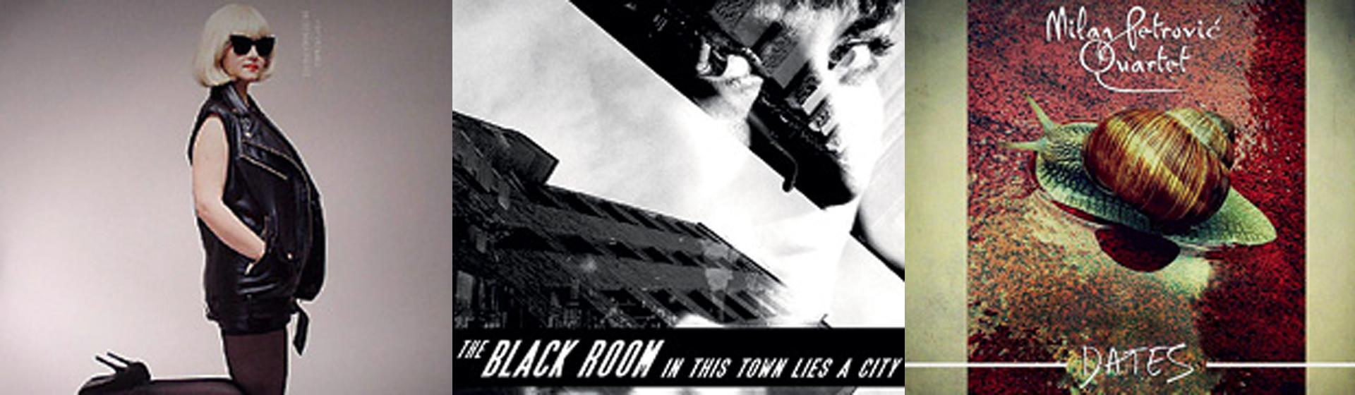 GLAZBENE RECENZIJE: Popsimonova, The Black Room, Milan Petrović Quartet