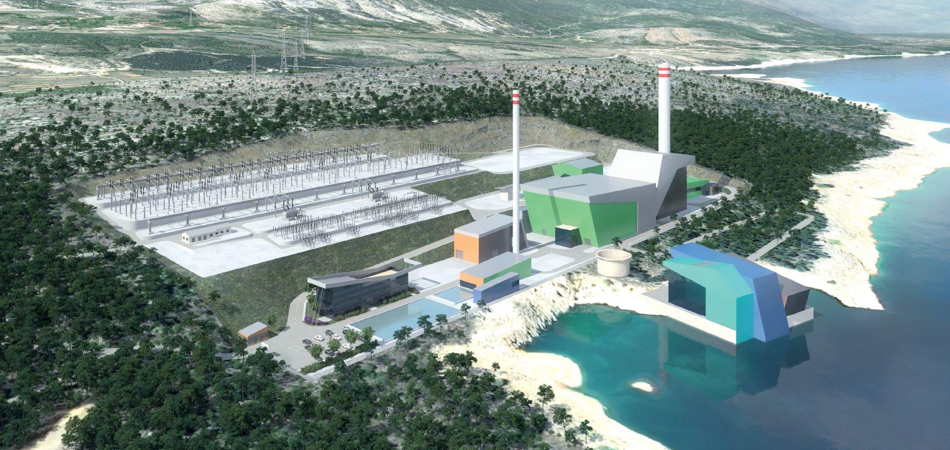 ENERGETSKA REVOLUCIJA Prvo privatno ulaganje hrvatskih tvrtki u plinsku elektranu i hidroelektranu