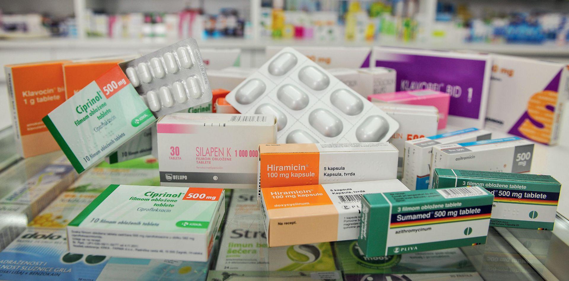 DOSSIER Jača svijest o njihovoj štetnosti pa se troši manje antibiotika