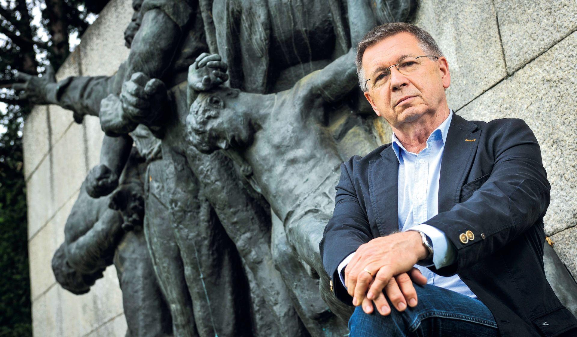INTERVIEW: ZVONKO MAKOVIĆ 'Devedesetih su šutjeli oni koji su trebali govoriti'