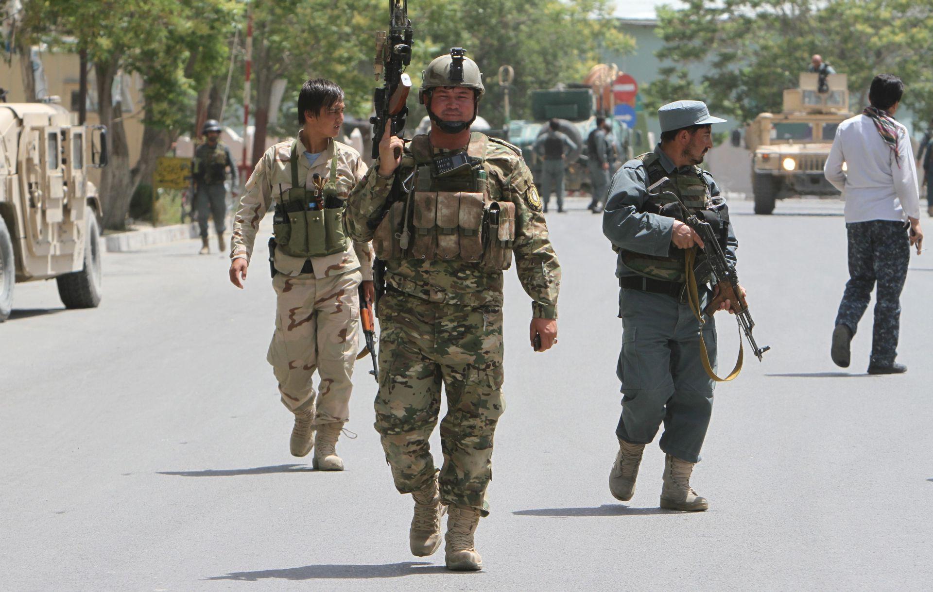 MINISTARSTVO OBRANE: Afganistan pohvalio pojačani američki angažman