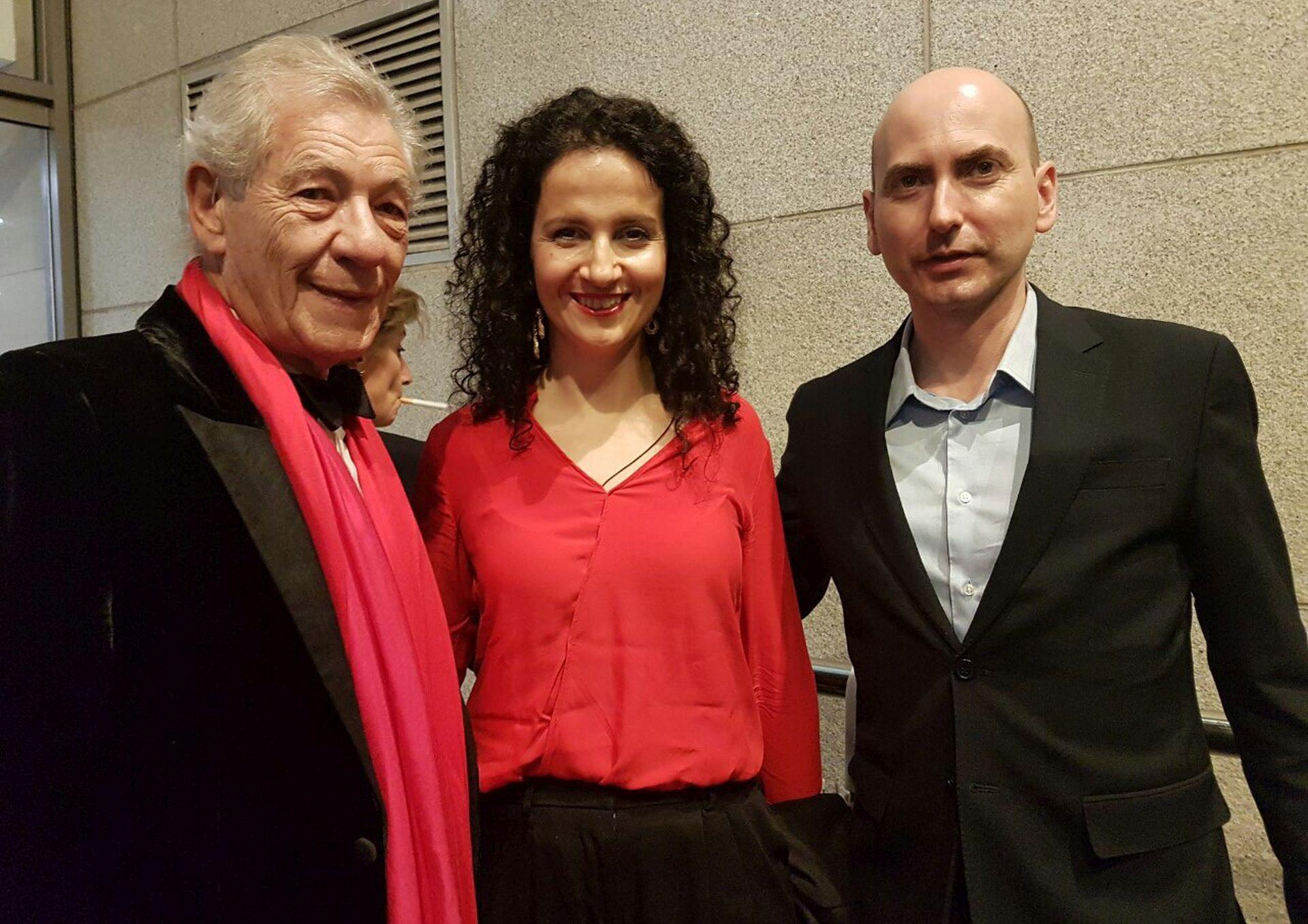 Anita Juka s Bradleyjem Cooperom i Ianom McKellerom gošća festivala u Šangaju
