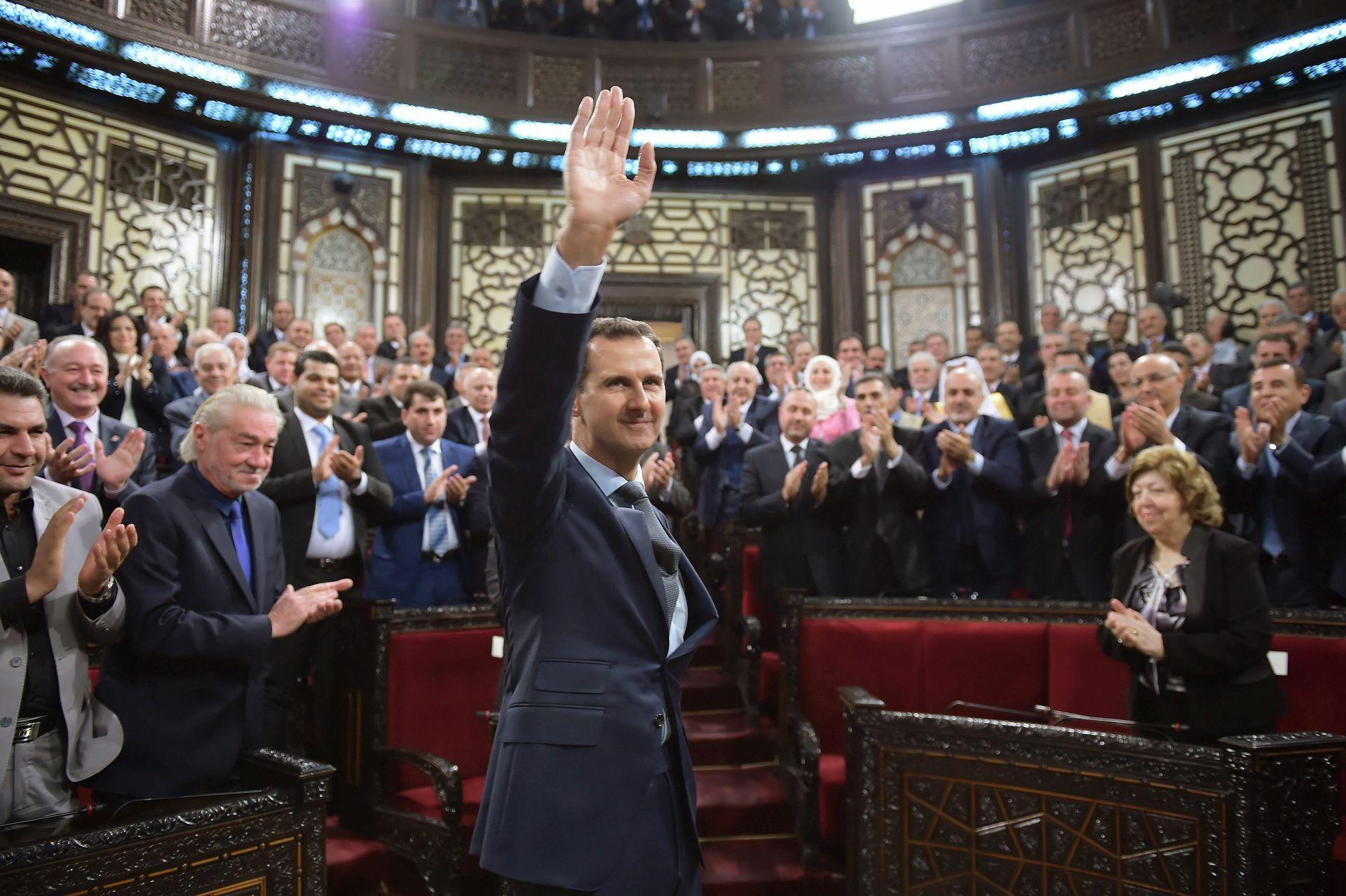 IZDAN NALOG: Sirijski predsjednik Assad formira novu vladu