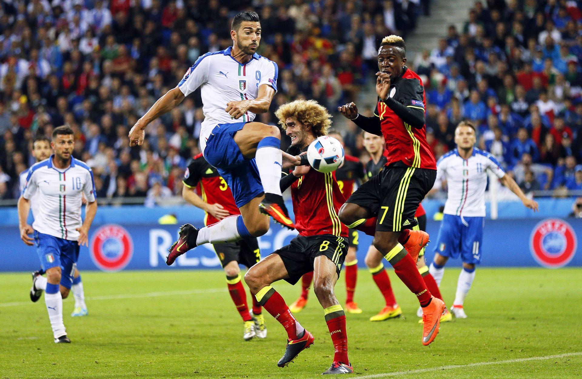EURO 2016: Belgija – Italija 0-2