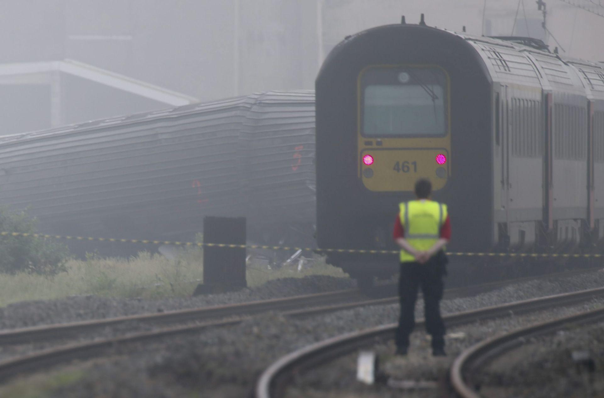 SUDAR VLAKOVA: U Belgiji troje mrtvih i 40 ozlijeđenih